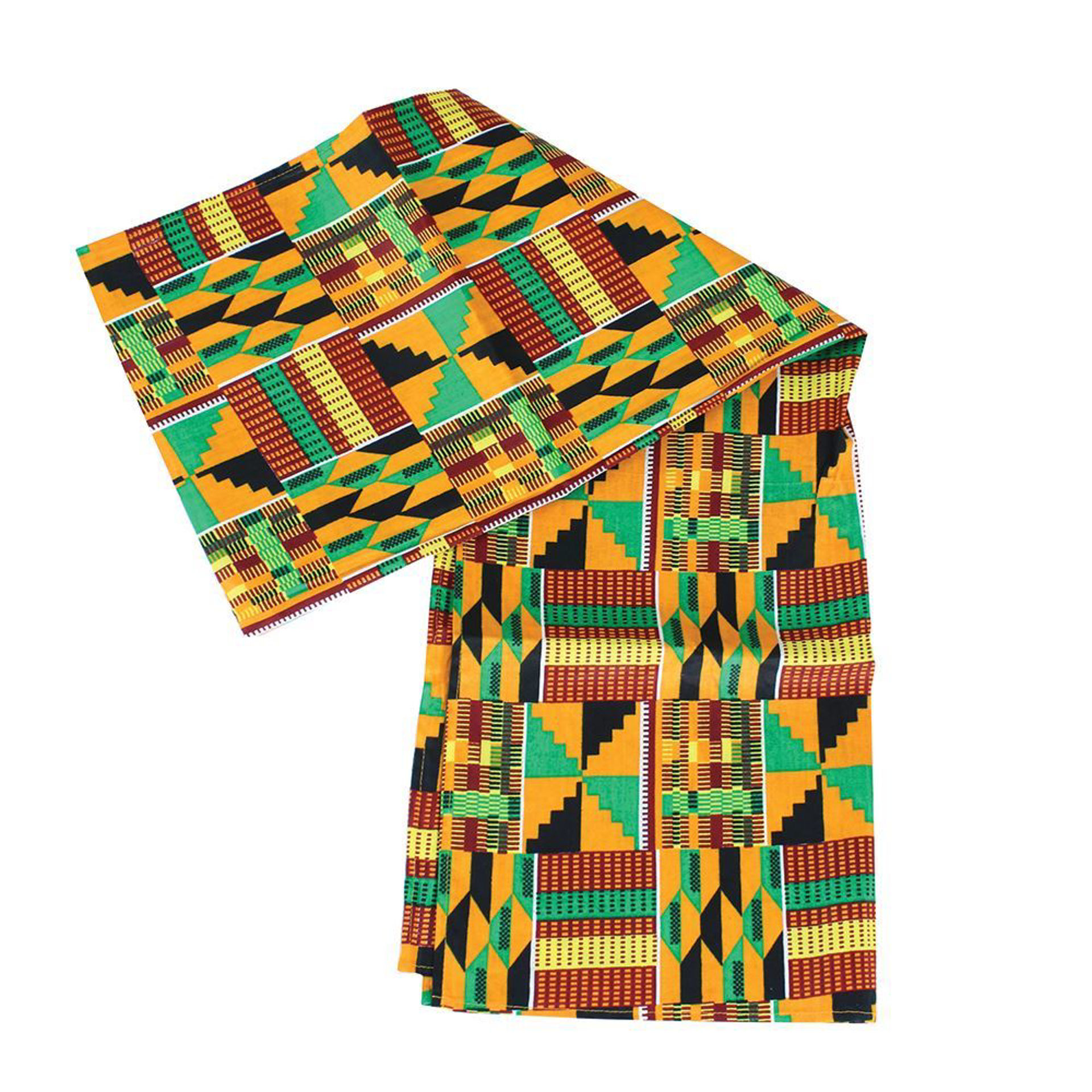 Picture of Kente #2 Head Wrap