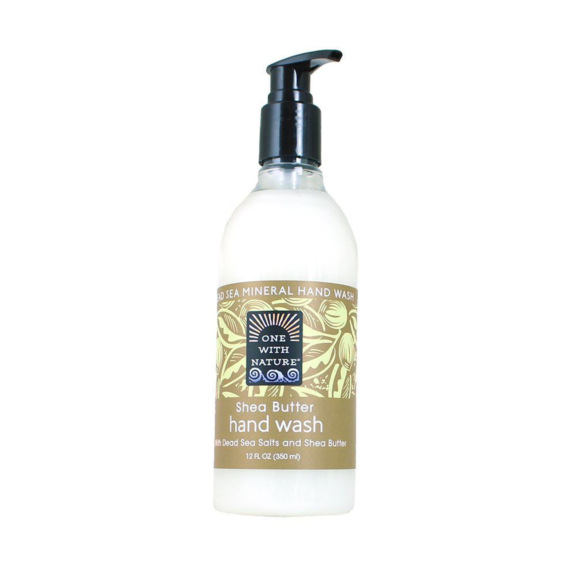 Picture of Dead Sea Mineral Hand Wash: Shea Butter