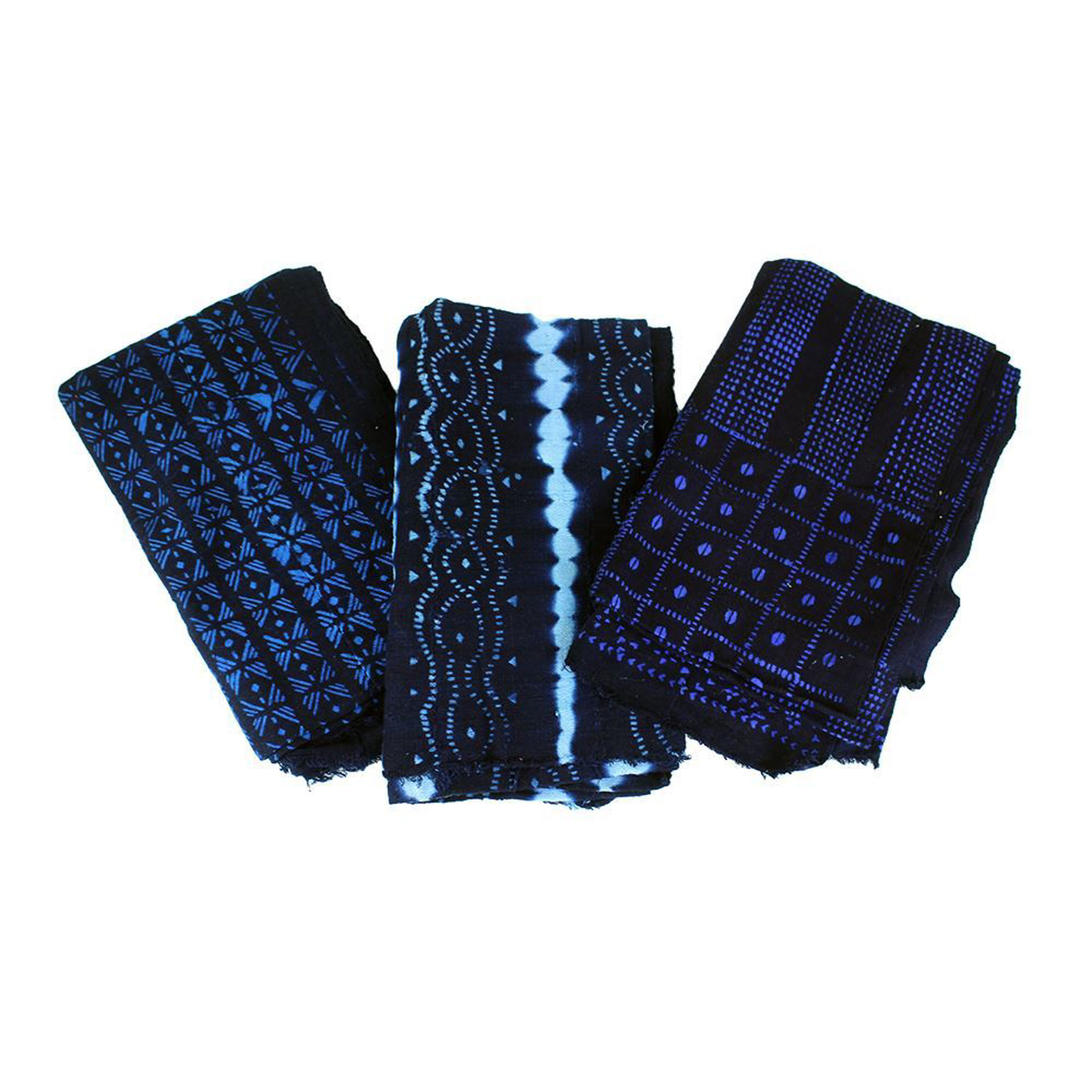 Picture of Dogon Indigo Fabric
