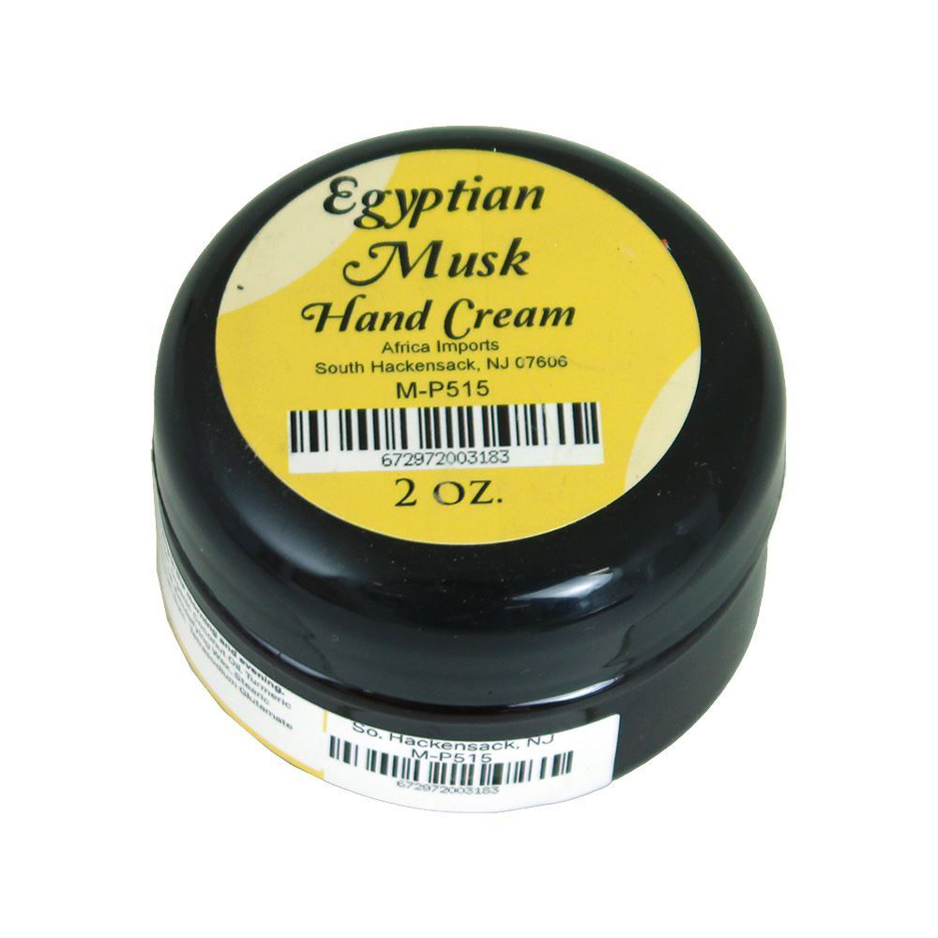 Picture of Egyptian Musk Hand Cream - 2 oz.