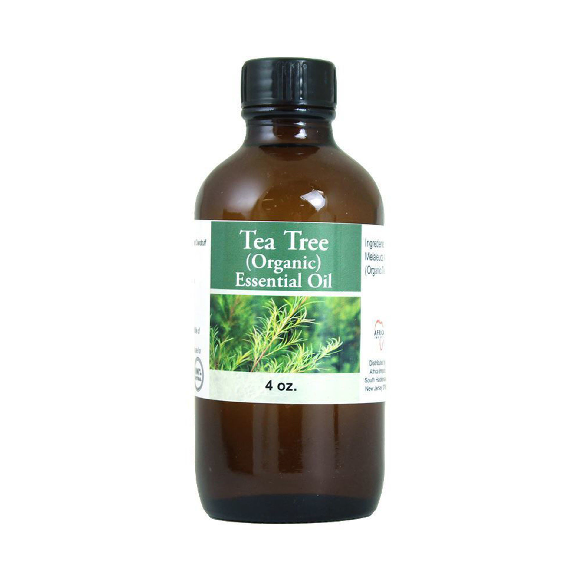 Picture of  Tea Tree (Organic) Essential Oil - 4 oz