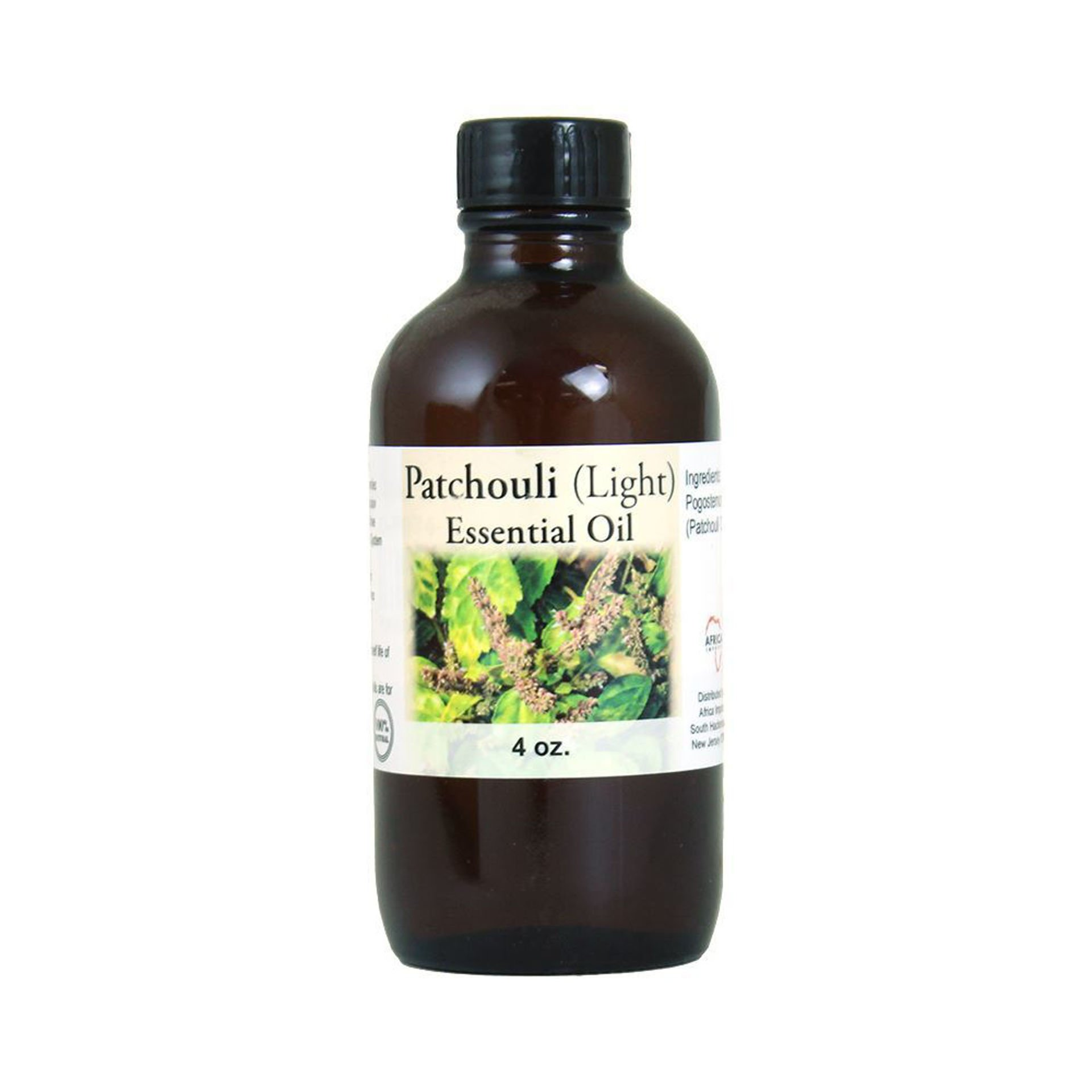 Picture of Patchouli (Light) Essential Oil - 4 oz.