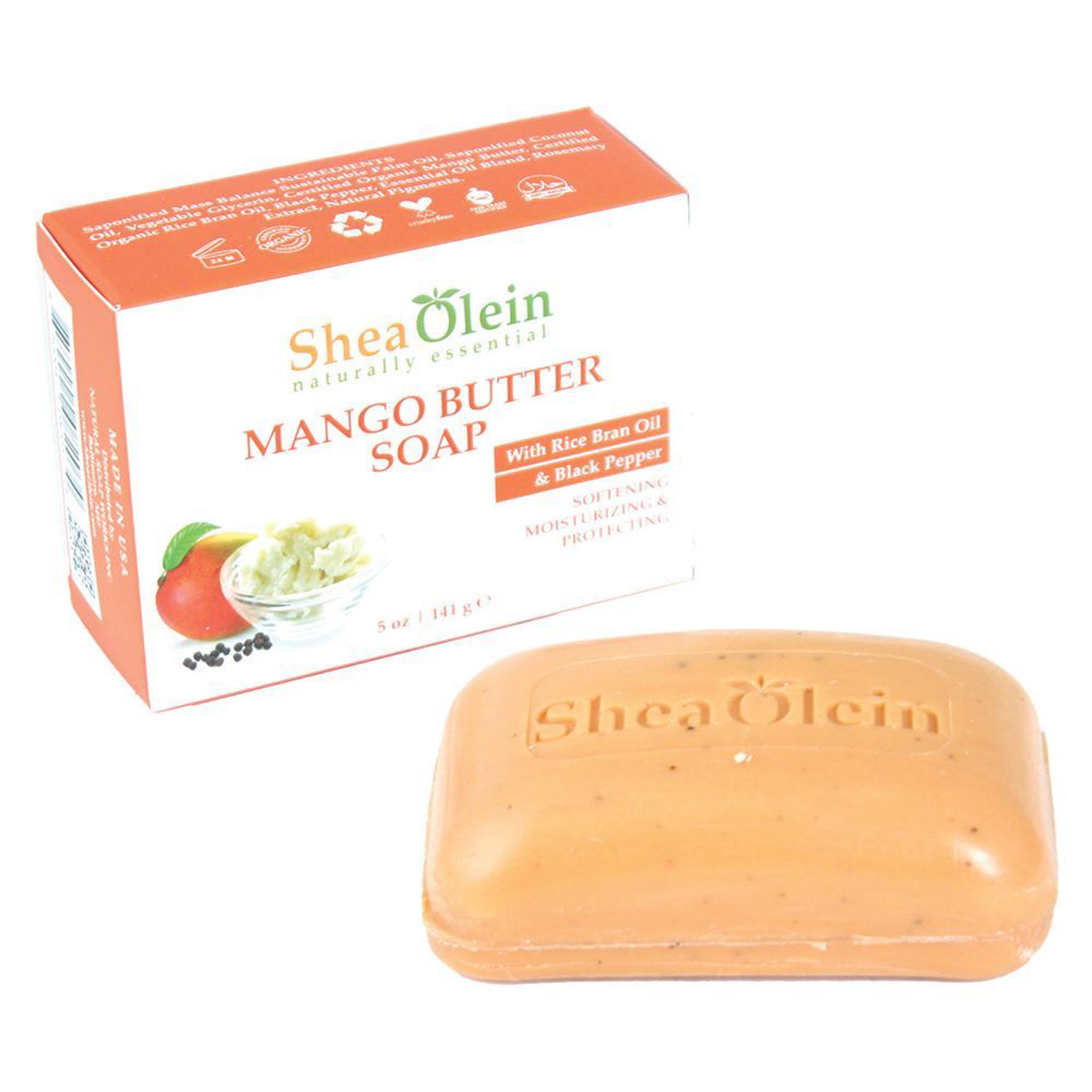 Picture of Mango Butter Soap - 5 oz.