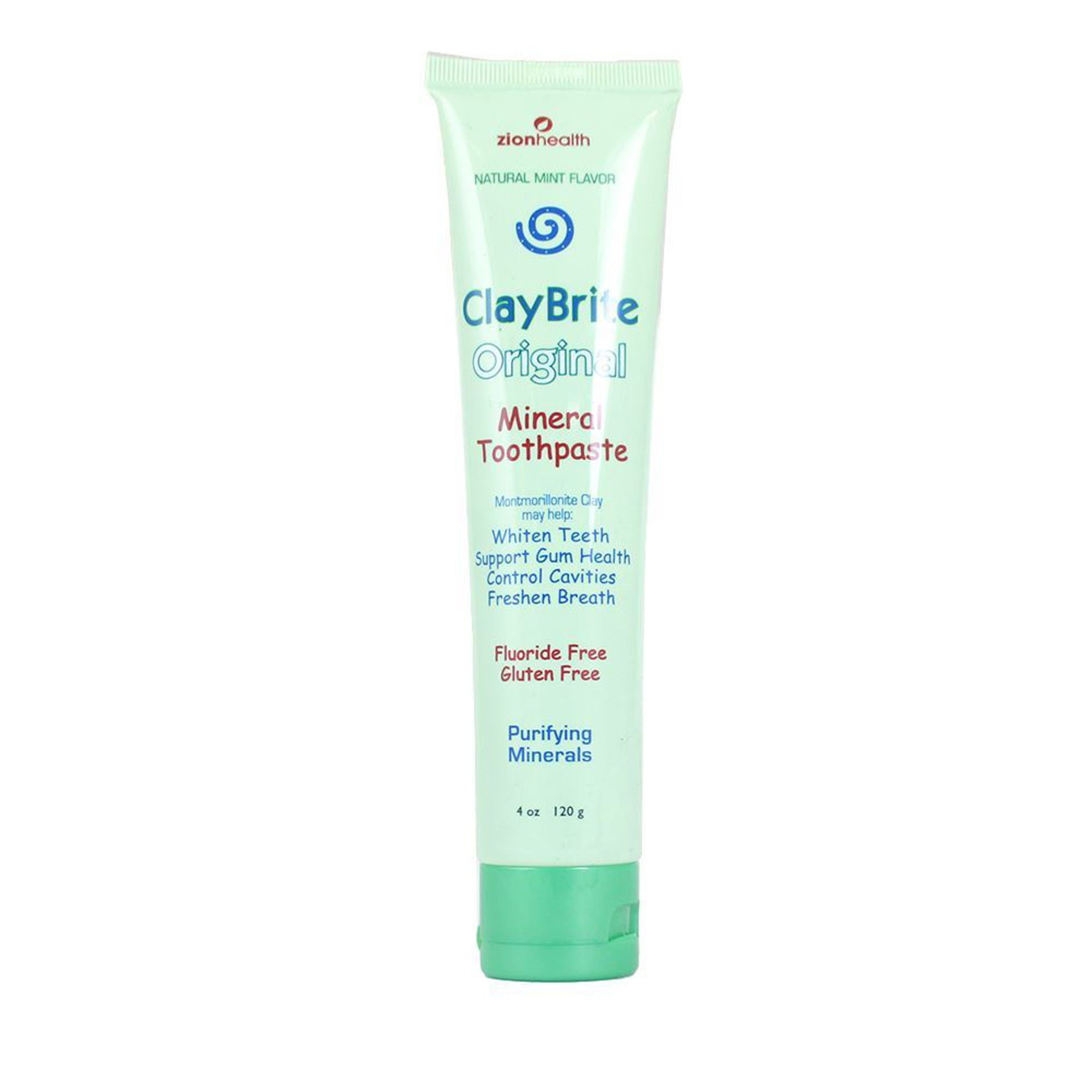 Picture of ClayBrite Original Mineral Toothpaste