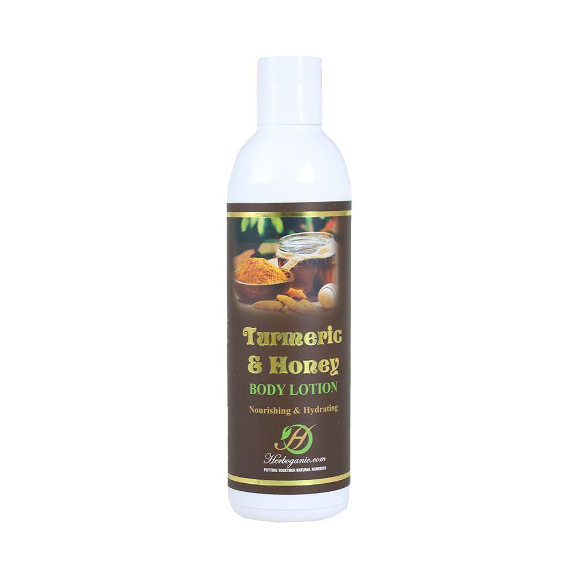 Picture of Turmeric & Honey Body Lotion - 9.3 oz.
