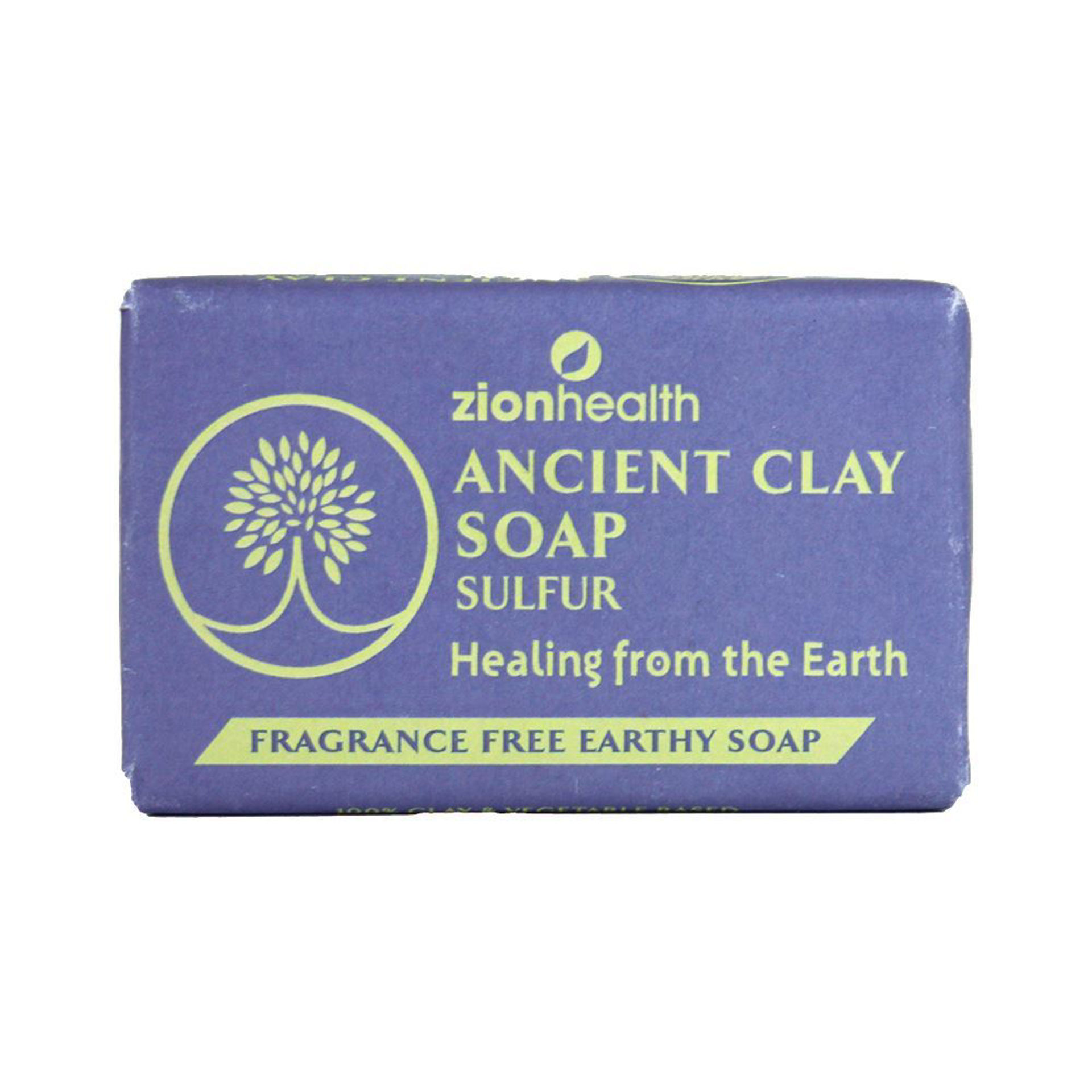 Picture of Sulfur Ancient Clay Soap - 6 oz.