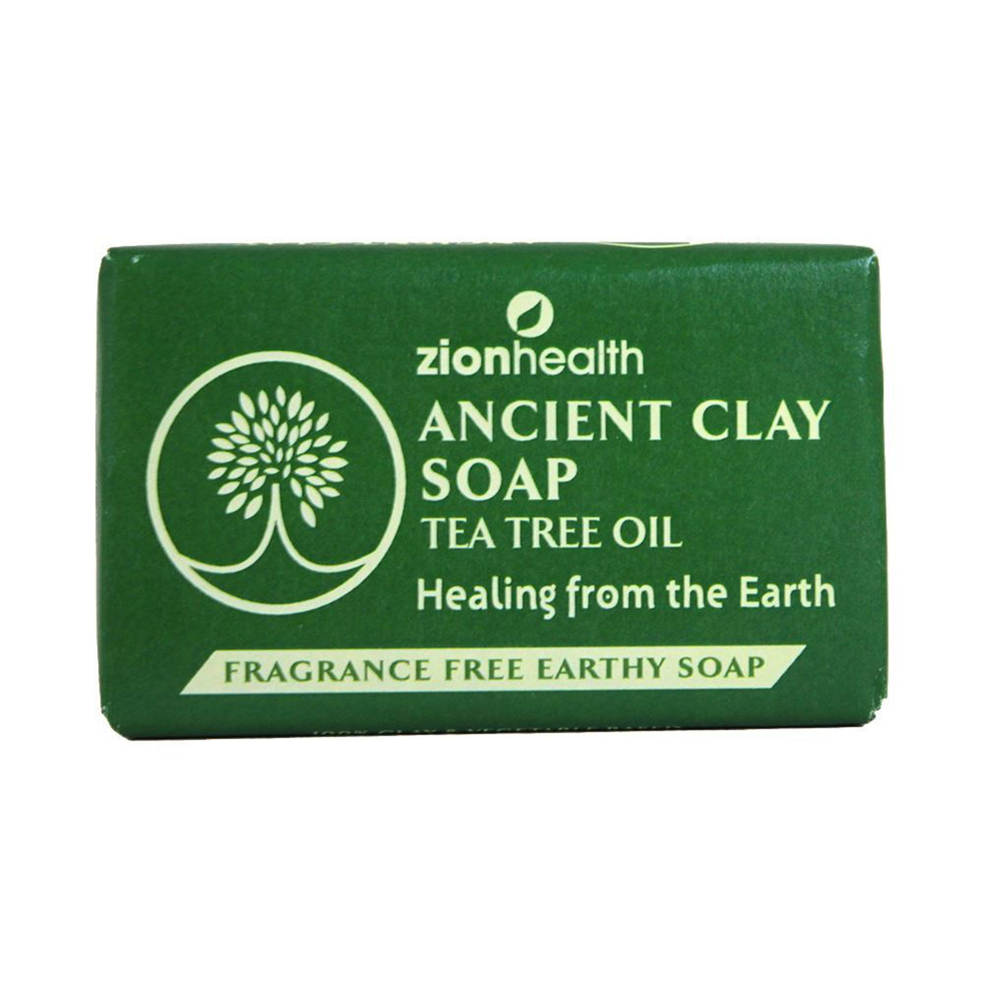 Picture of Tea Tree Oil Ancient Clay Soap - 6 oz.