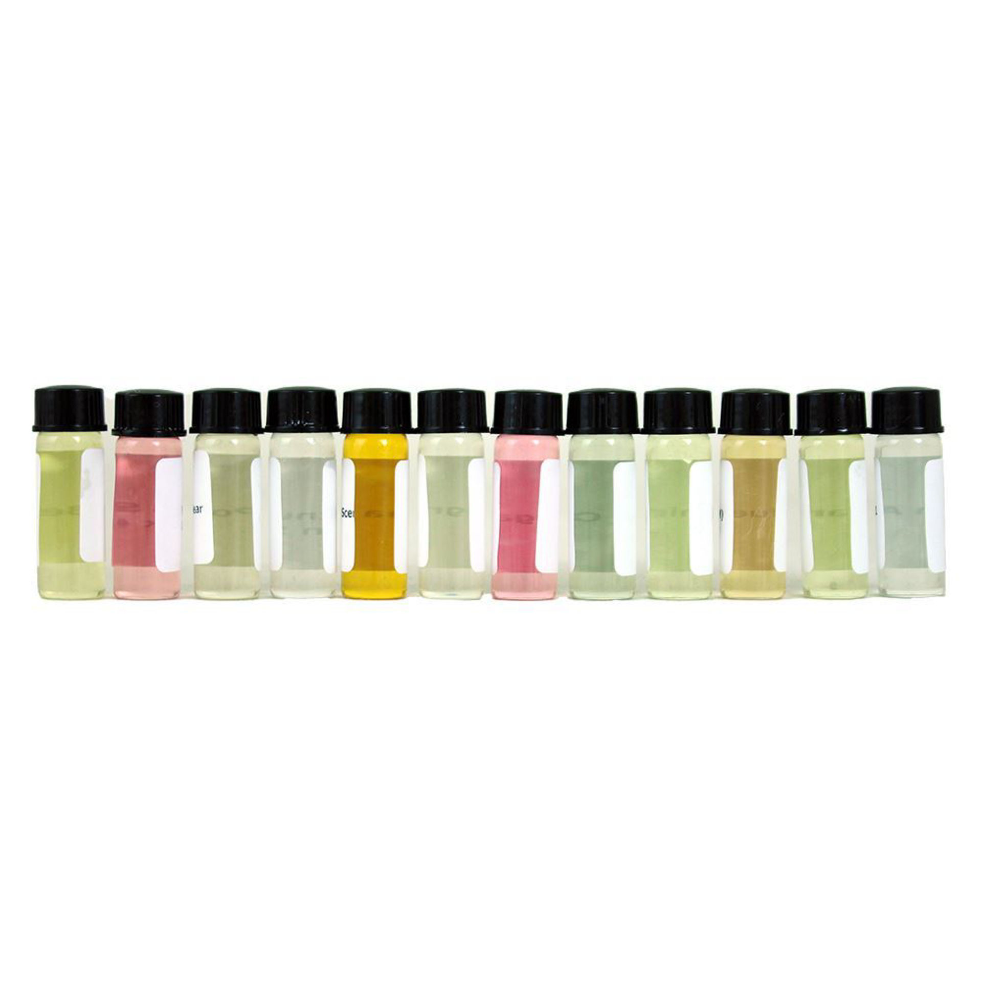 Picture of Set Of 12 Sample Oils - Dram SET-C