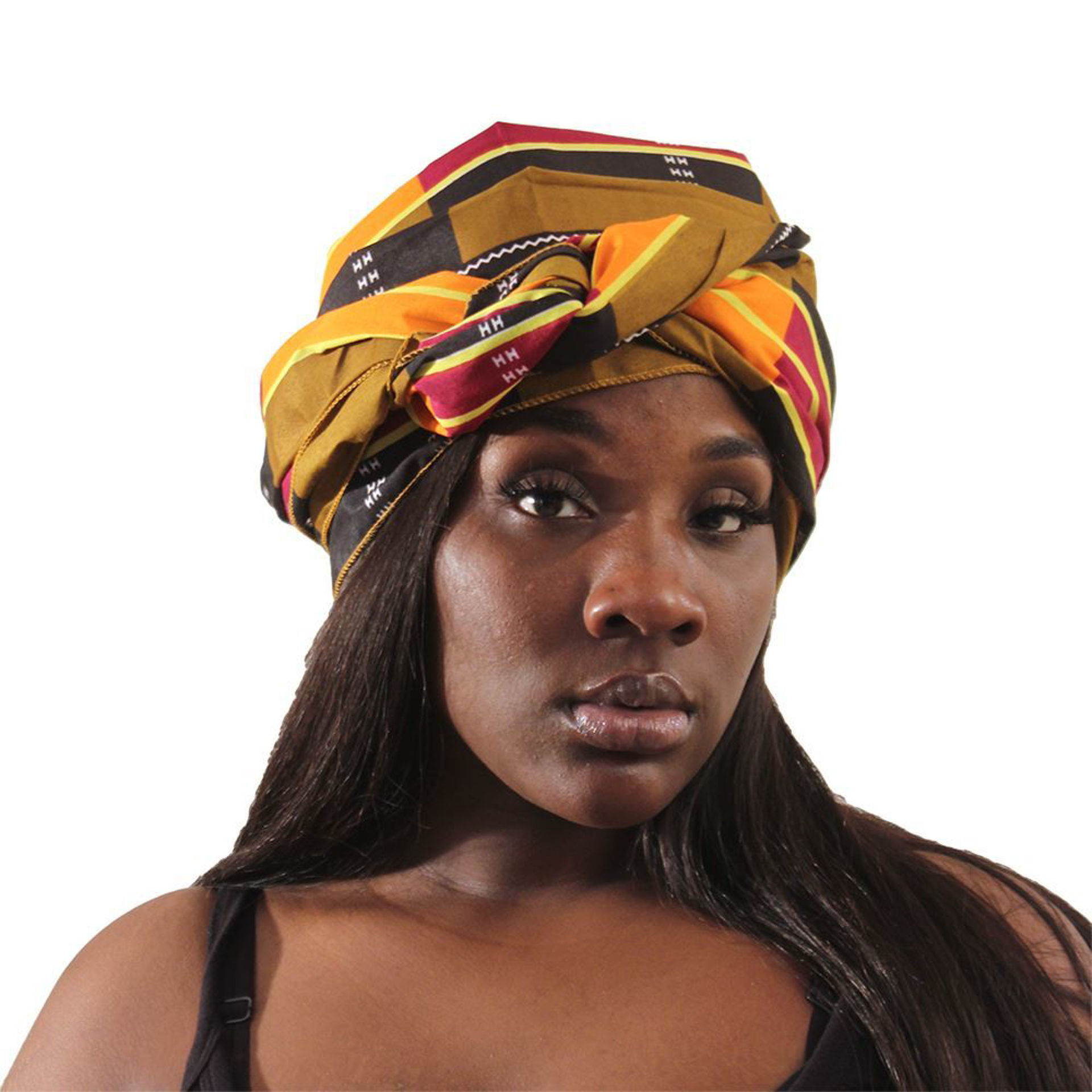 Picture of Kente Headwrap #3