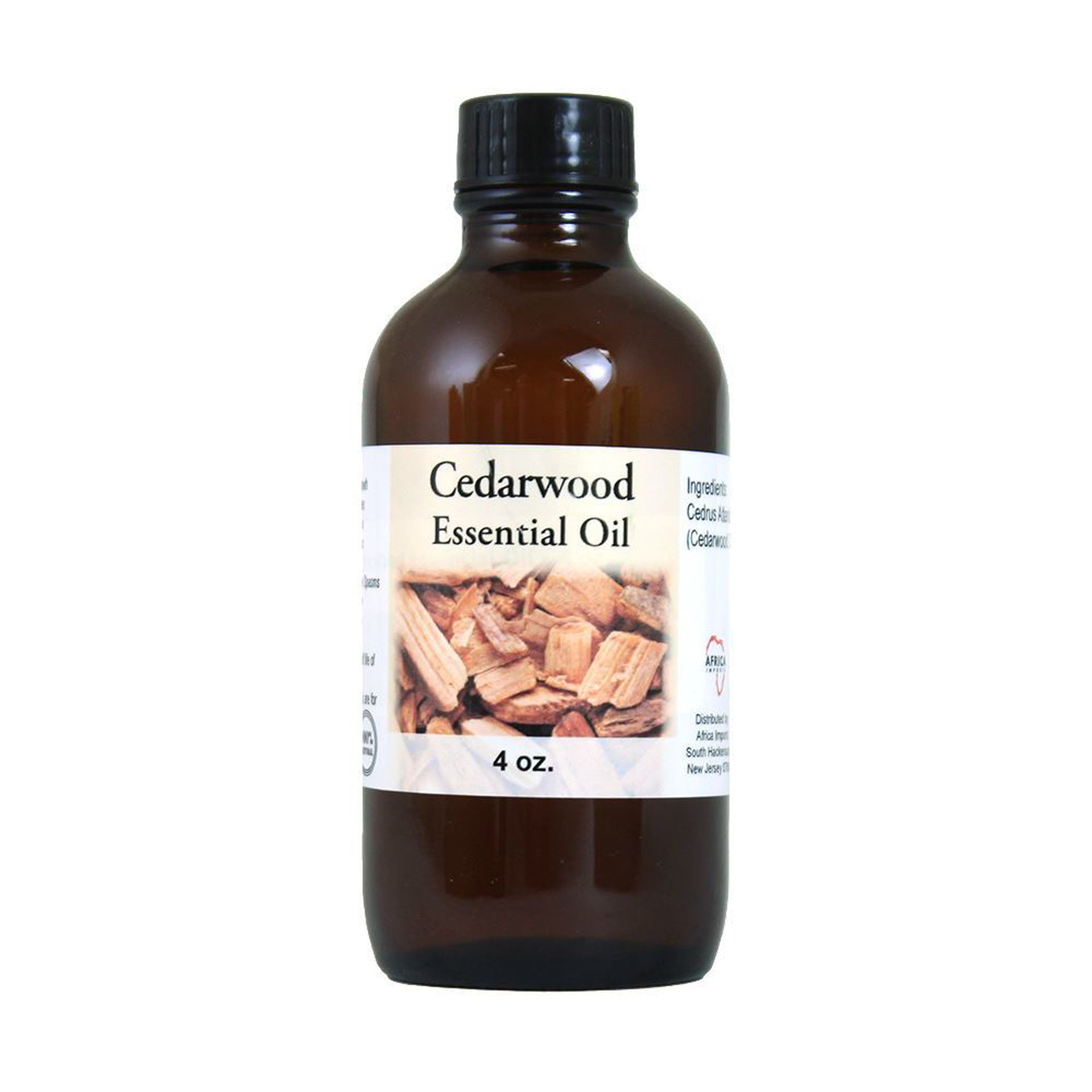 Picture of Cedarwood Essential Oil - 4 oz.