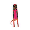 Picture of Pink Traditional Print Folding Fan