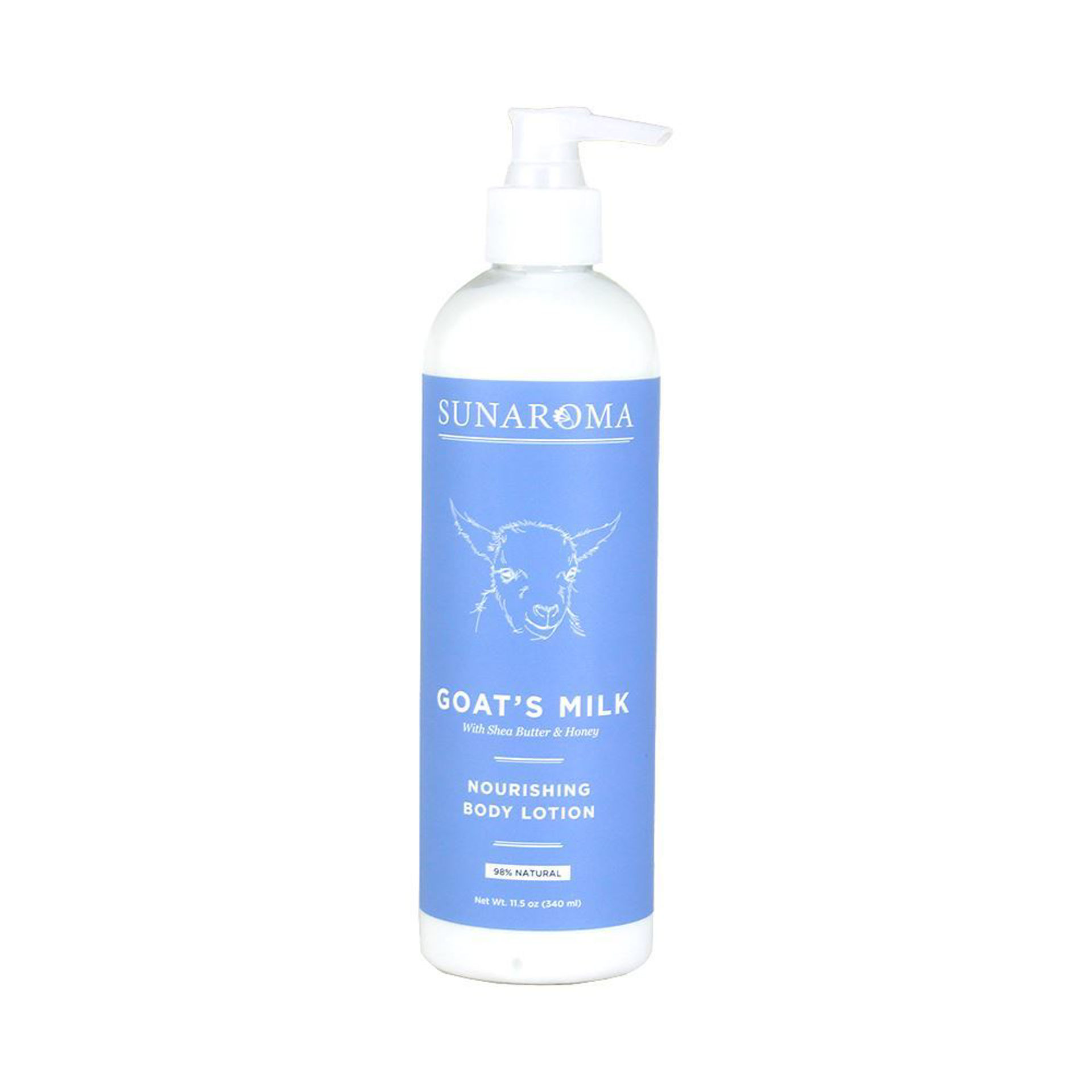 Picture of Goat's Milk Nourishing Body Lotion
