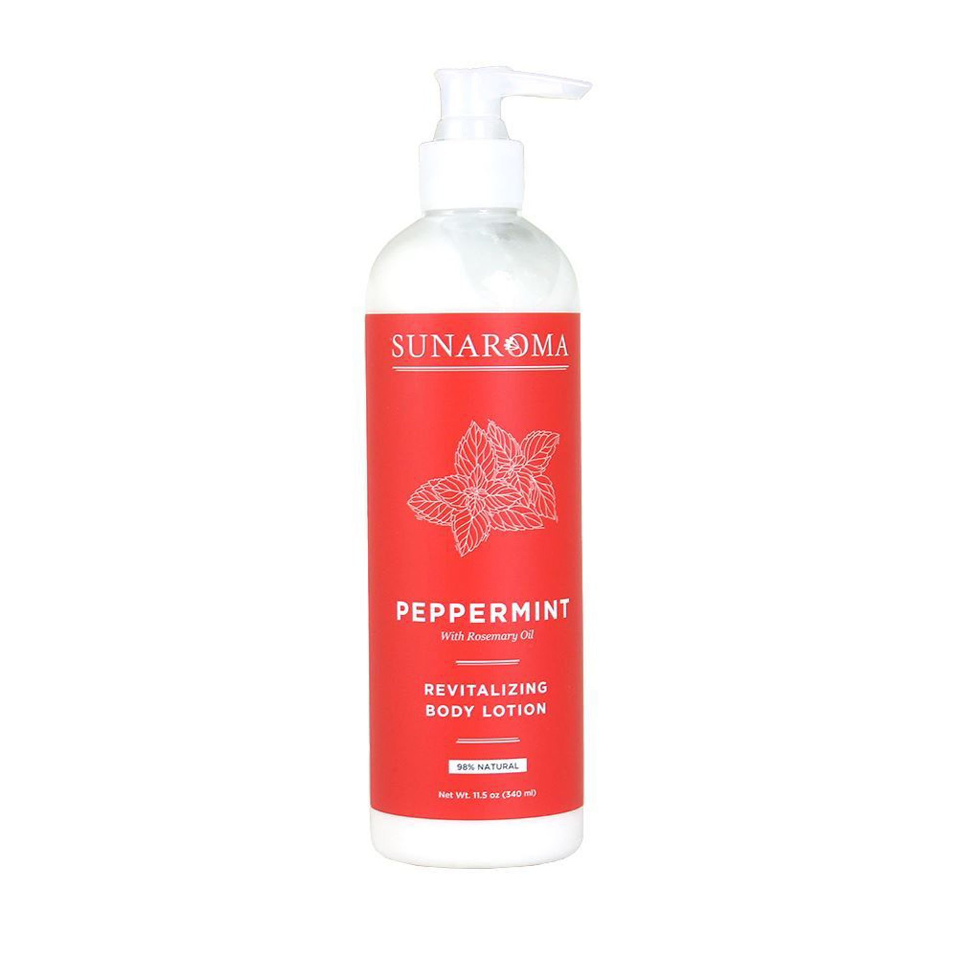 Picture of Peppermint Revitalizing Body Lotion