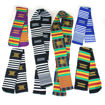 Picture of Set Of 6 Woven Kente Sashes