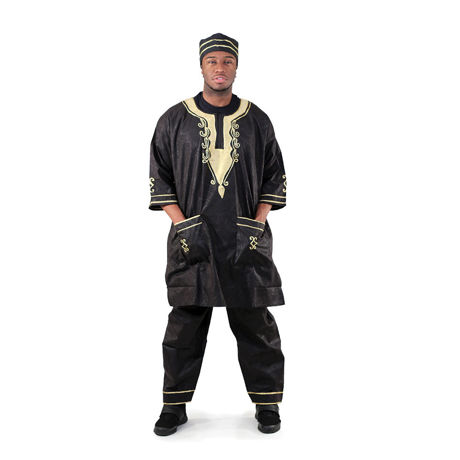 Picture for category Men's African Clothing