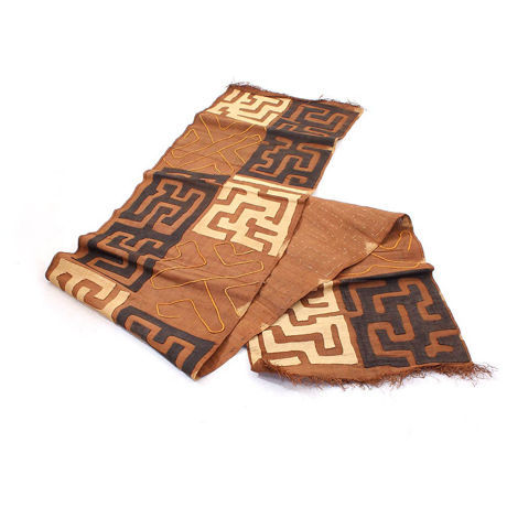 Picture for category African Kuba Cloth