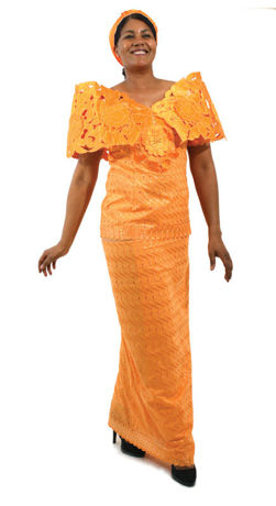 Picture for category African Wedding Attire