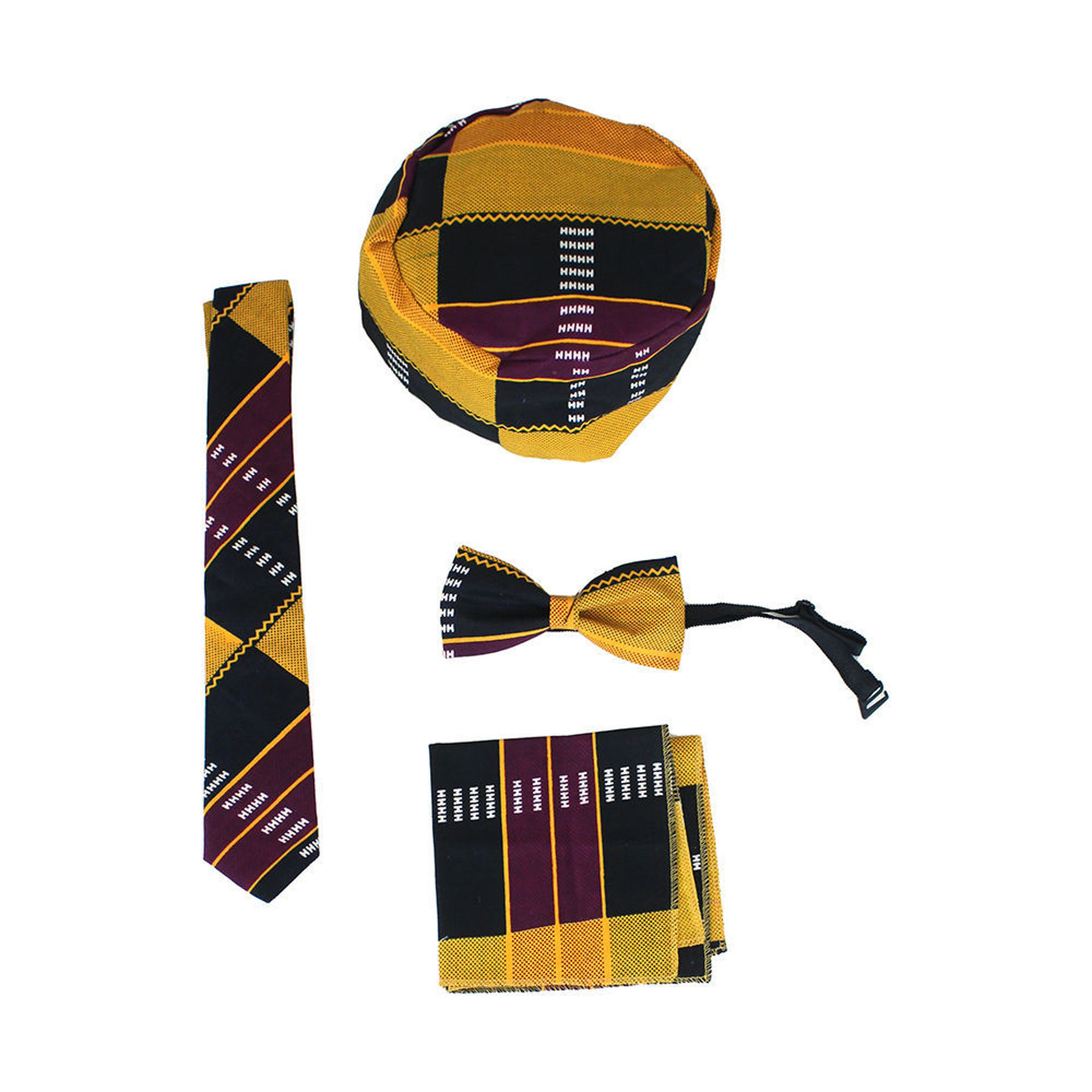 Picture of Kente #3 Accessory Set