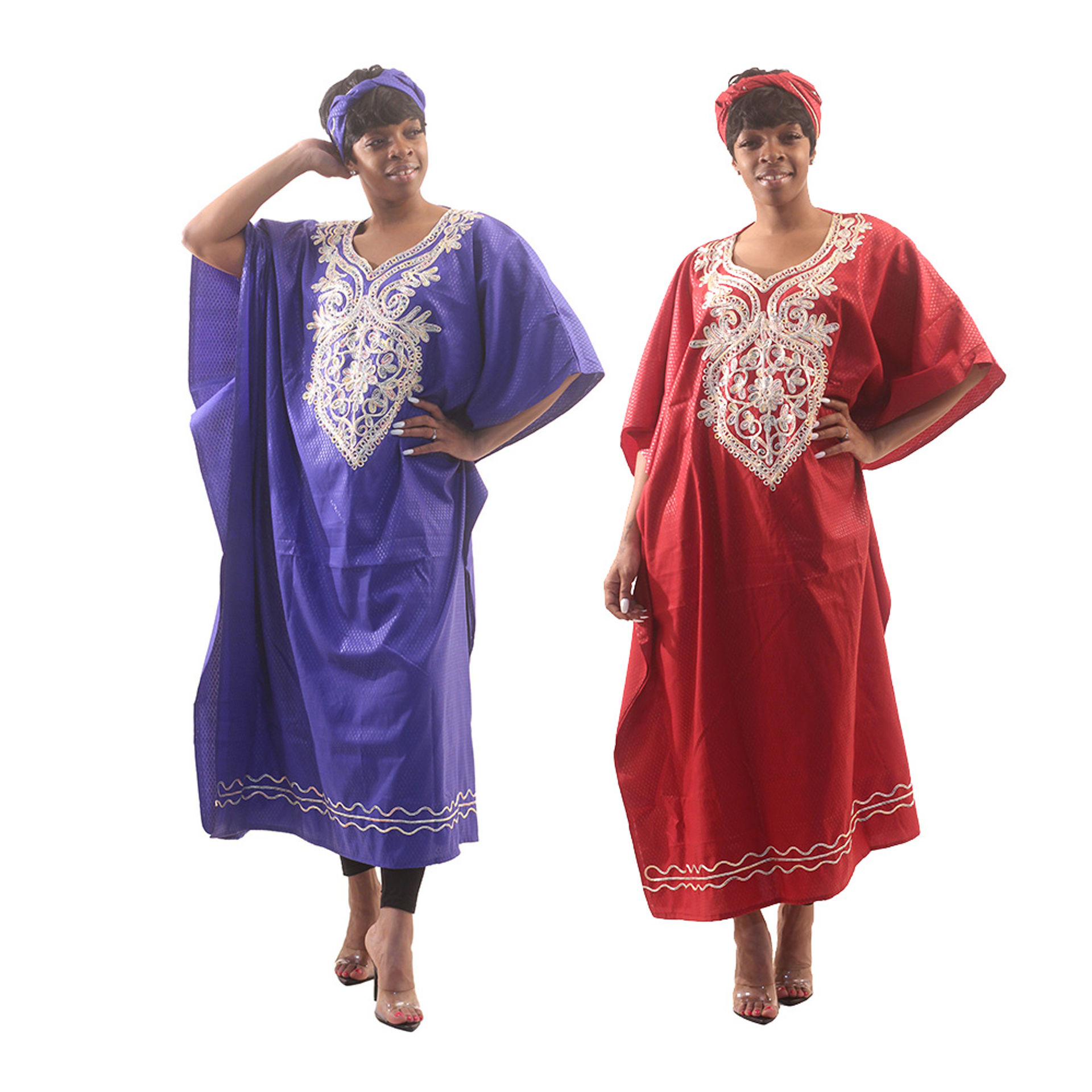 Picture of Embroidered Luxury Kaftan