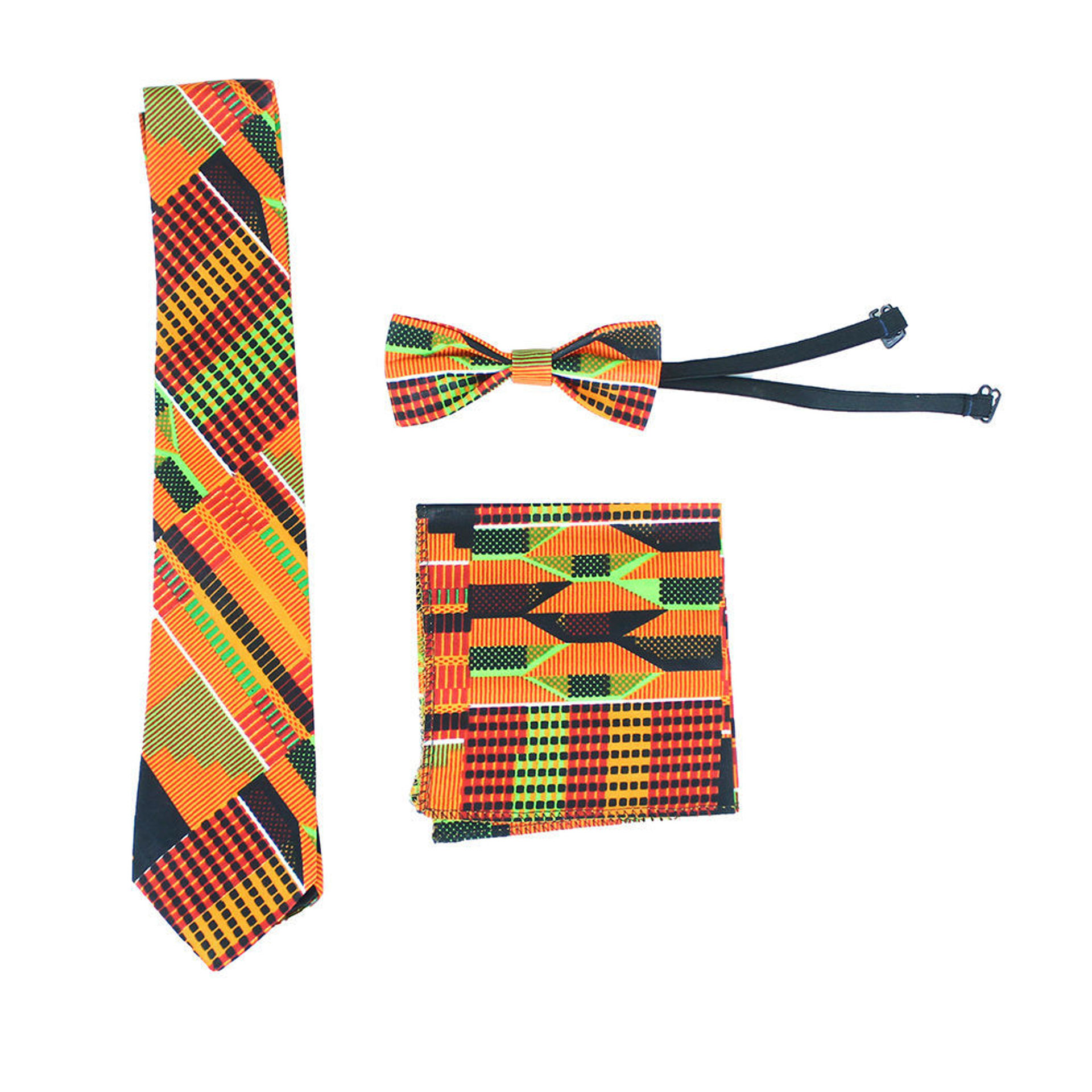 Picture of Kente #2 Accessory Set
