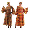 Picture of Kente #2 Stretch Dress