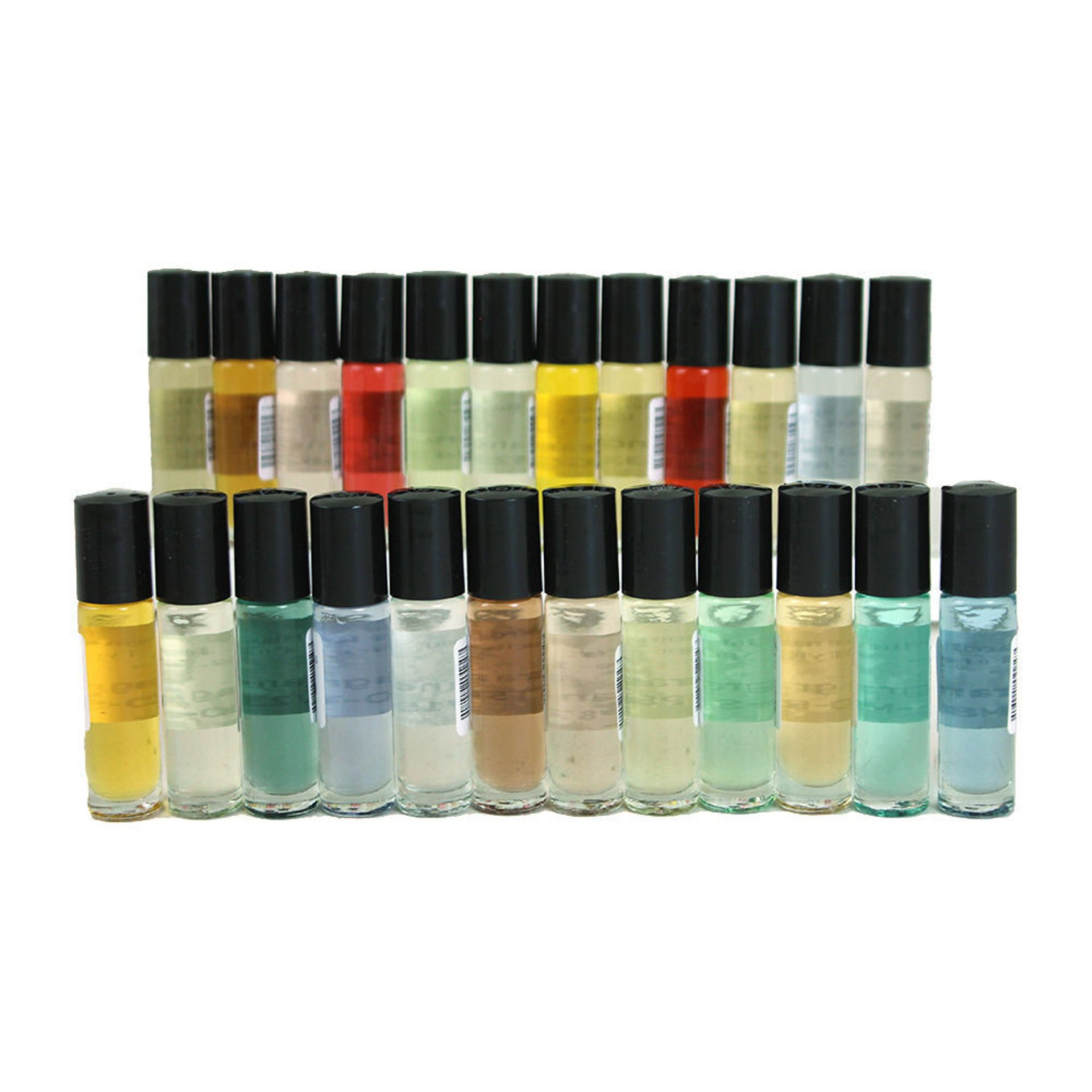 Picture of Set Of 24 Discontinued Oils - 1/3 oz.