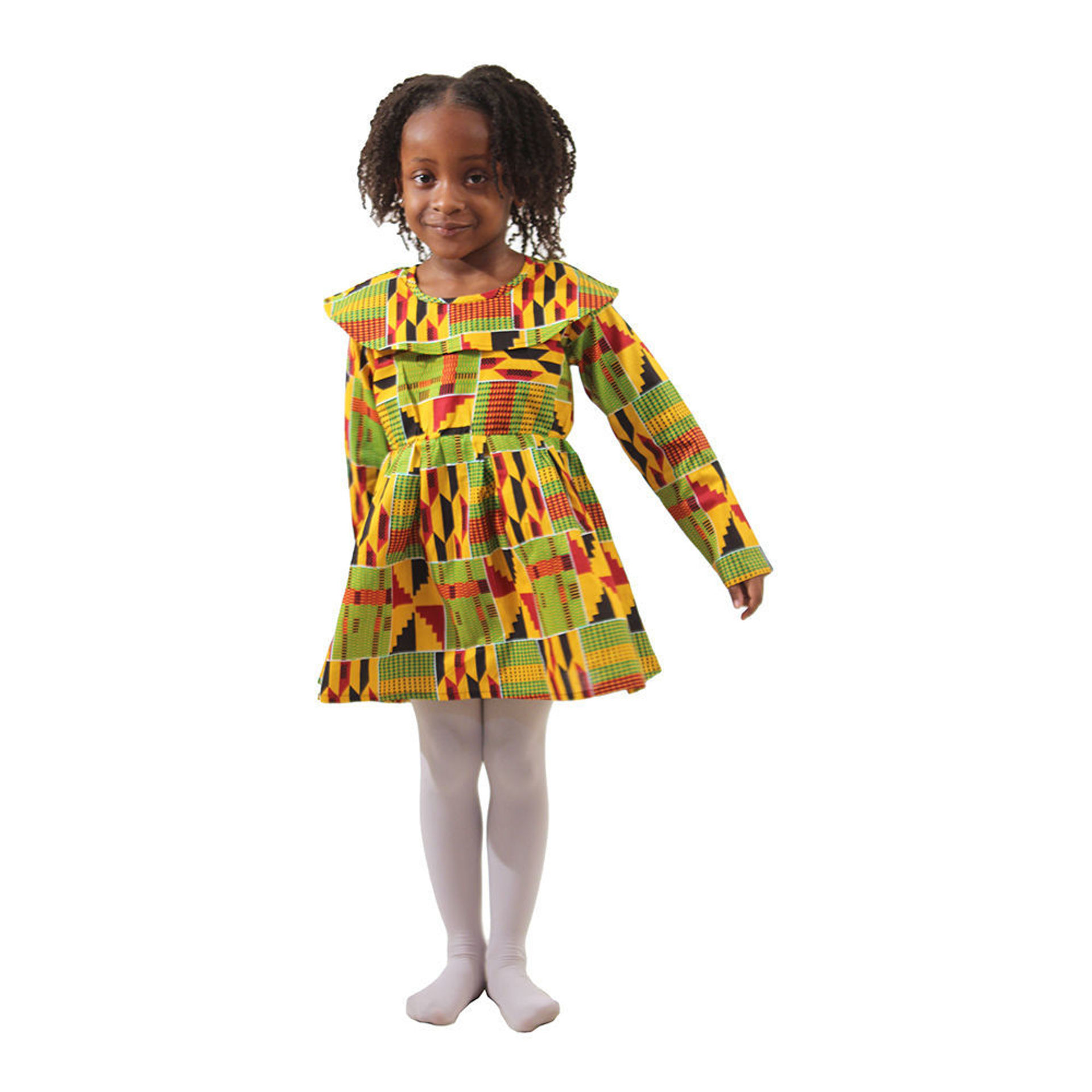 Picture of Children's Kente #2 Dress
