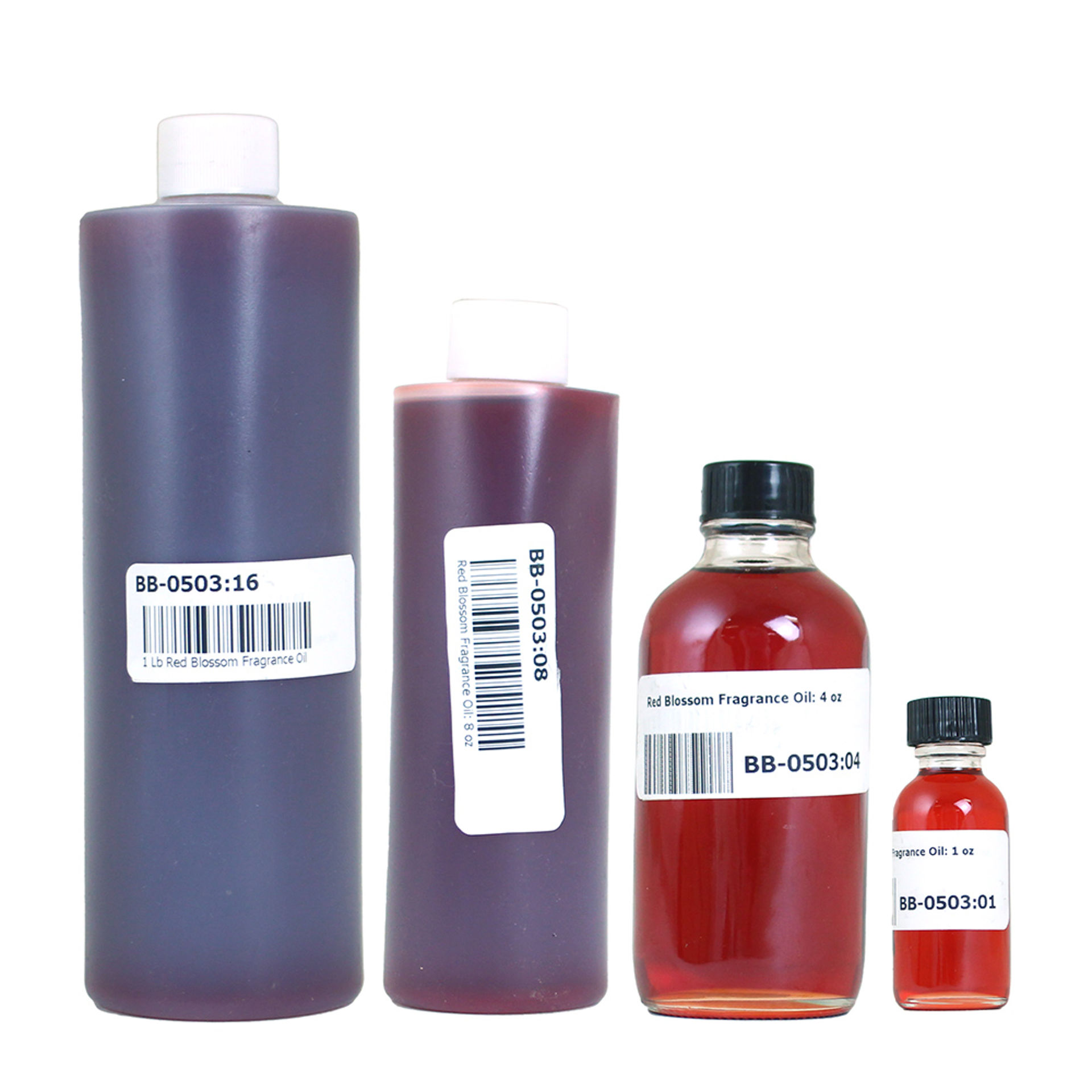 Picture of Red Blossom Fragrance Oil