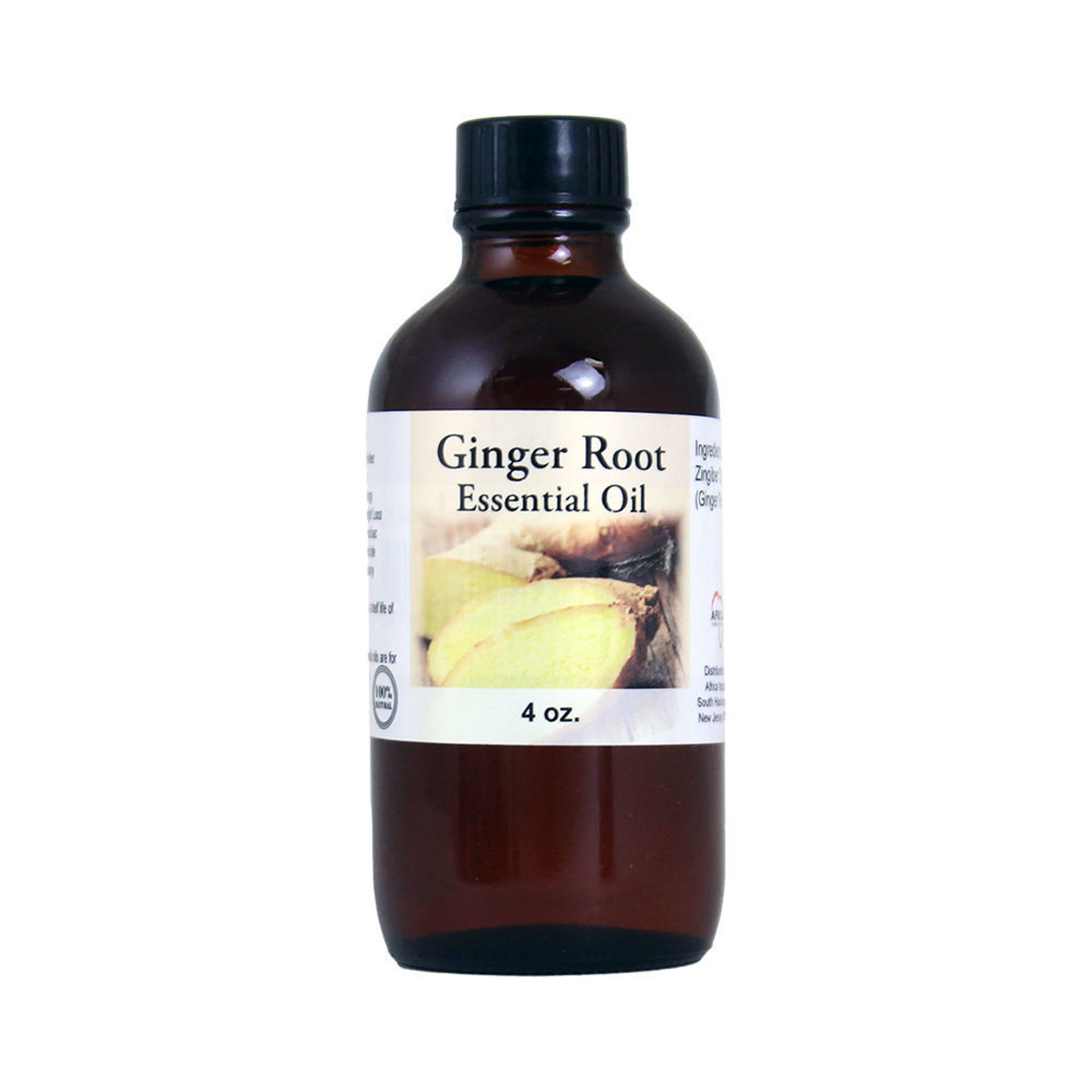 Picture of Ginger Root Essential Oil - 4 oz.
