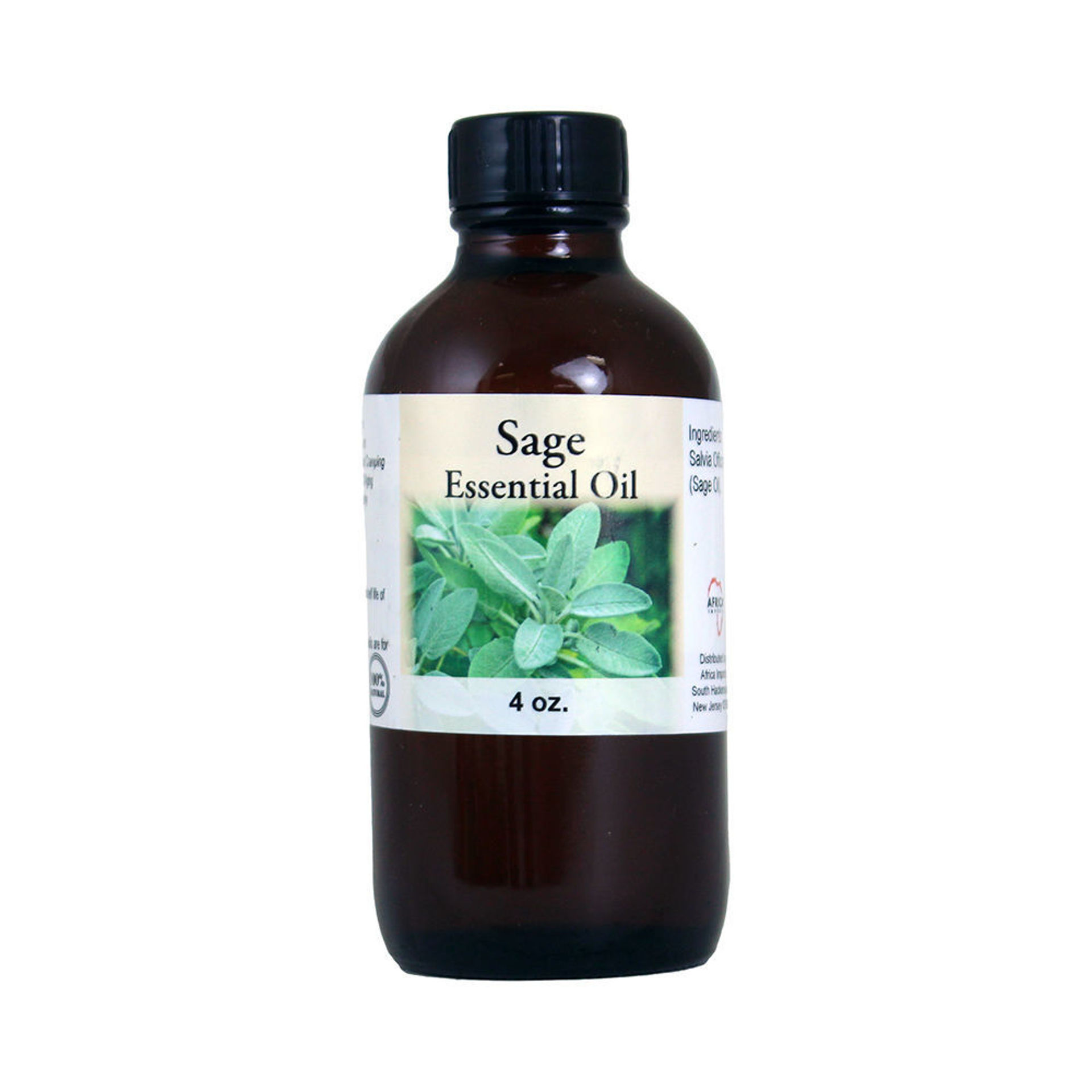 Picture of Sage Essential Oil - 4 oz.