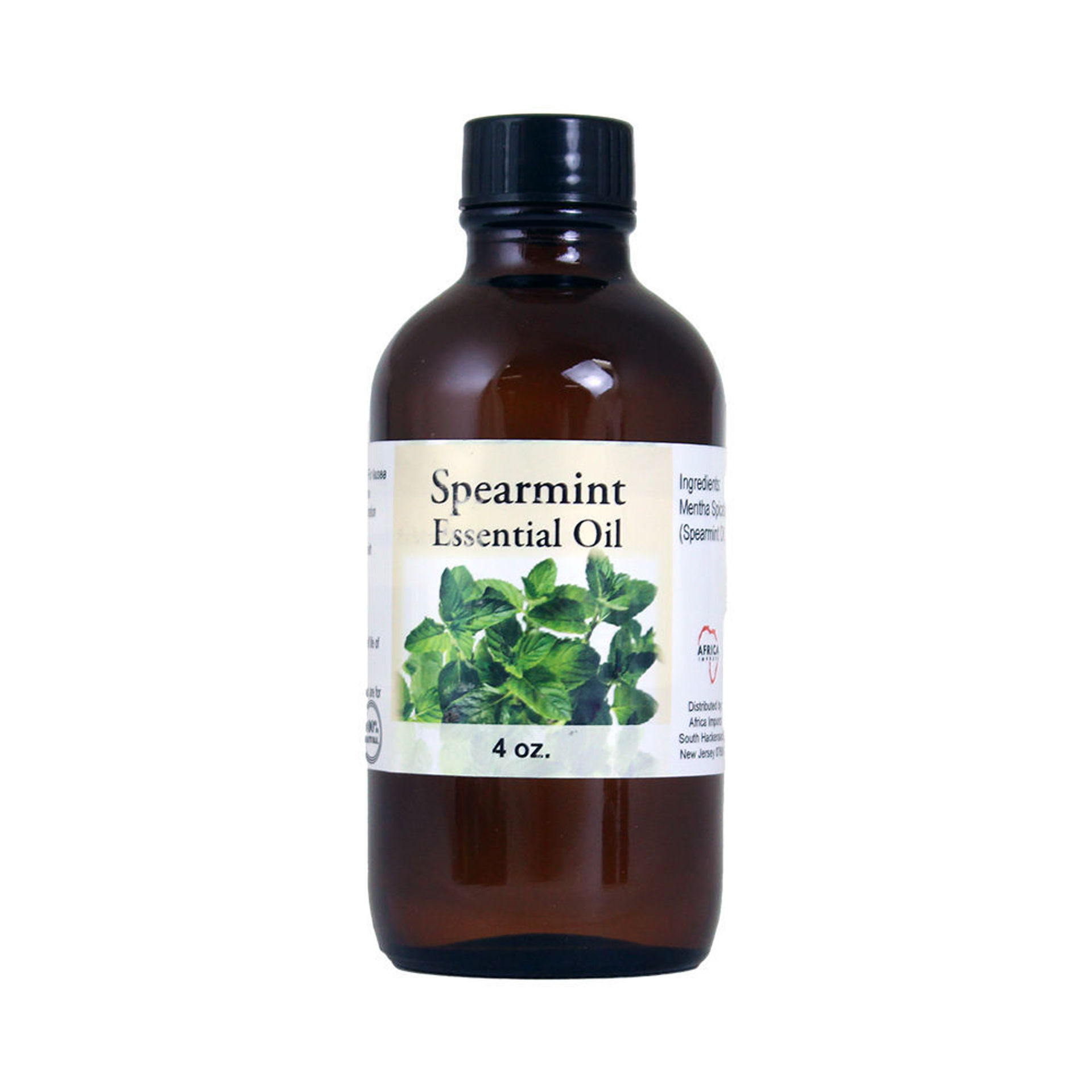 Picture of Spearmint Essential Oil - 4 oz.
