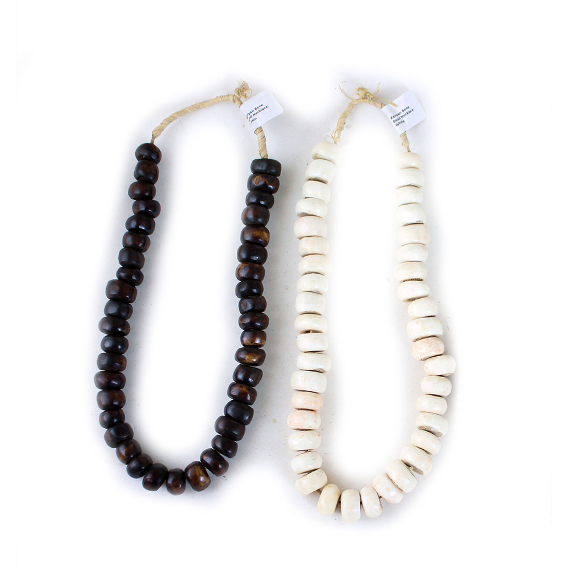 Picture of Kenyan Bone Bead Necklace