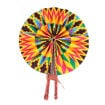 Picture of Kente Folding Fan - Print-D