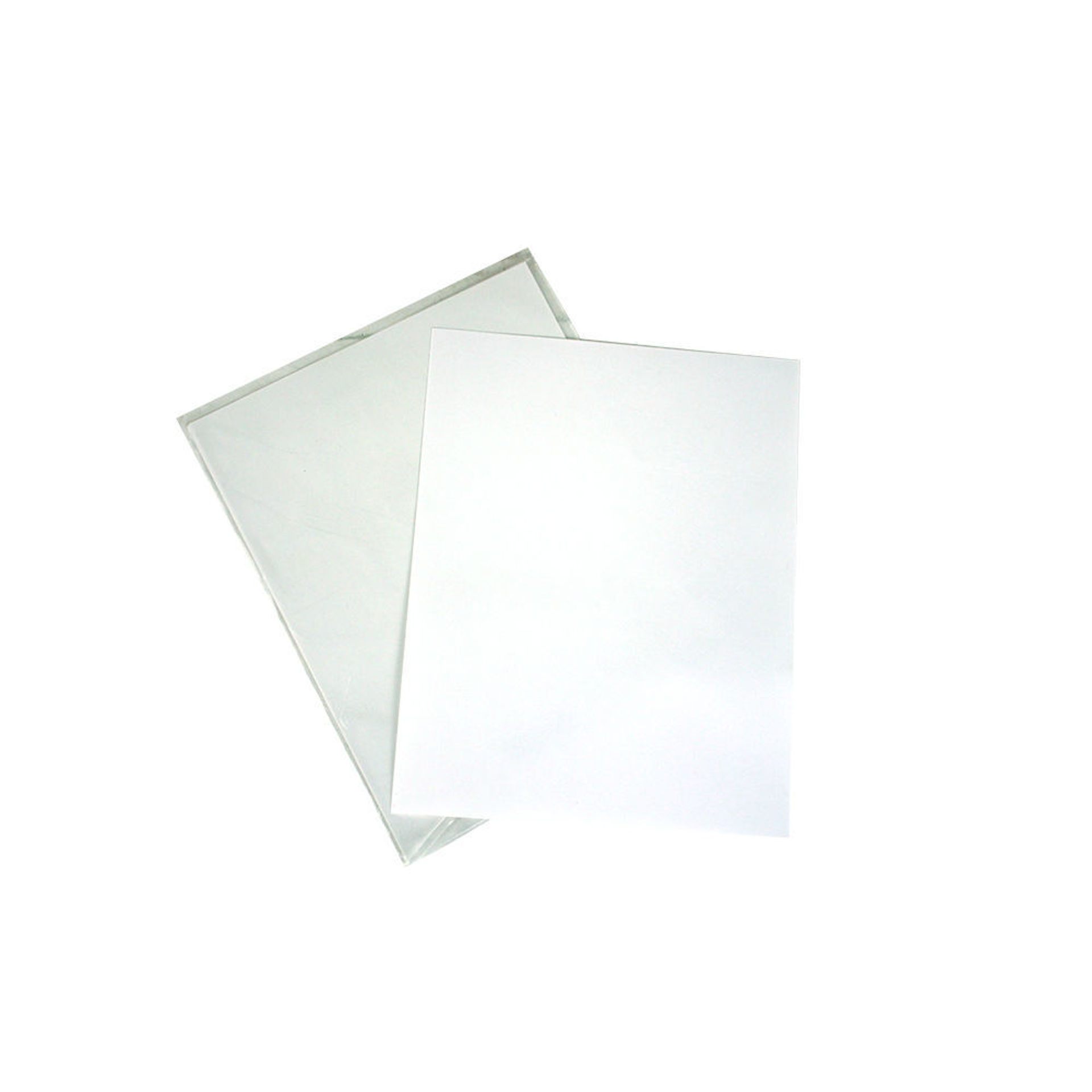 "Picture of 40 - 4""X1 3/4"" Matte Rectangle Labels"