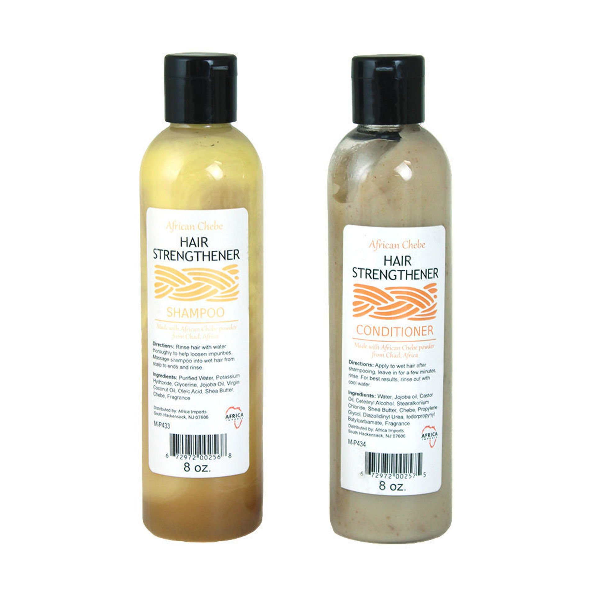 Picture of African Chebe Shampoo & Conditioner Set