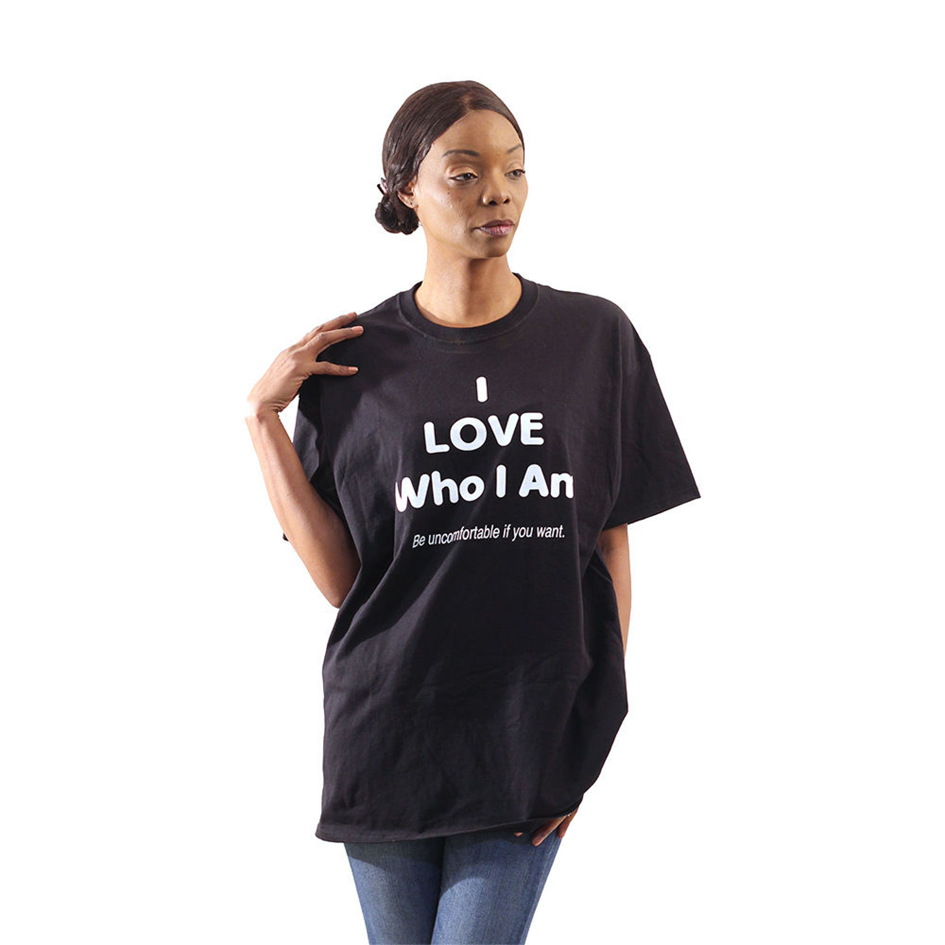 Picture of I Love Who I Am T-Shirt