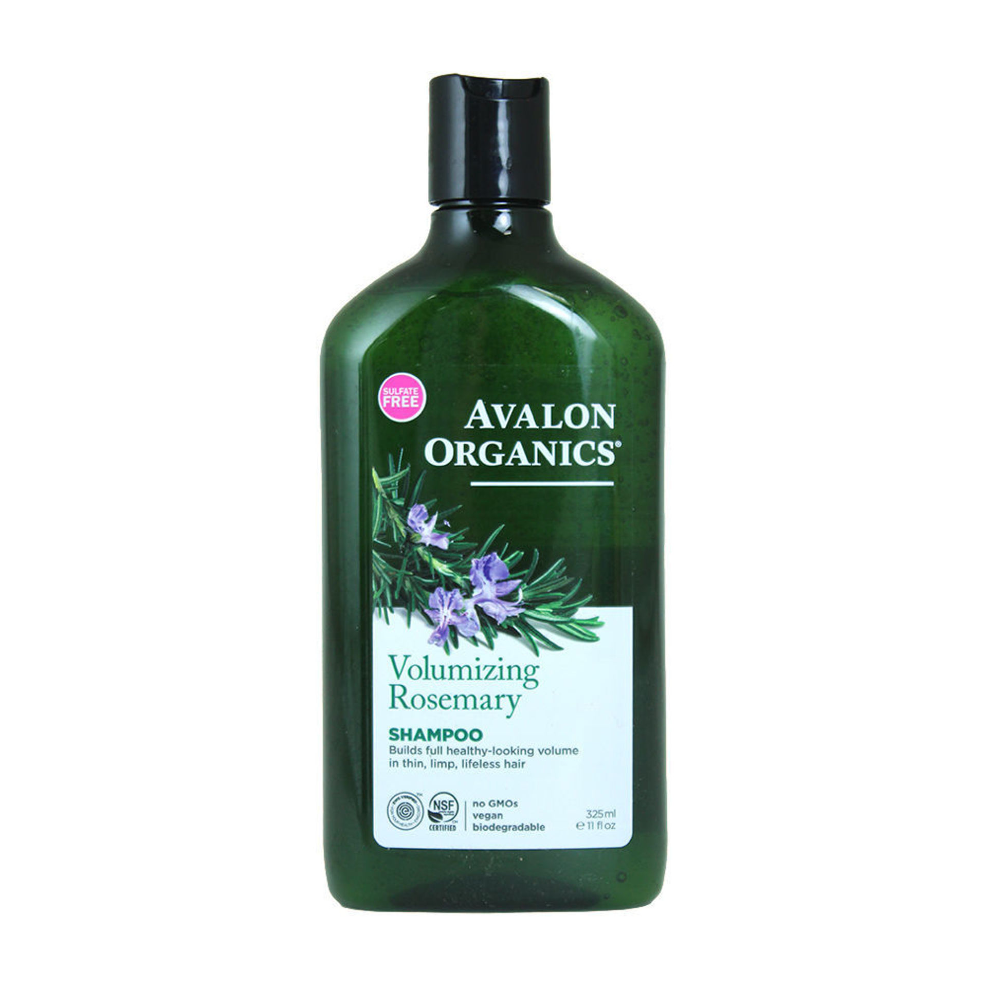 Picture of Avalon Organics Rosemary Shampoo