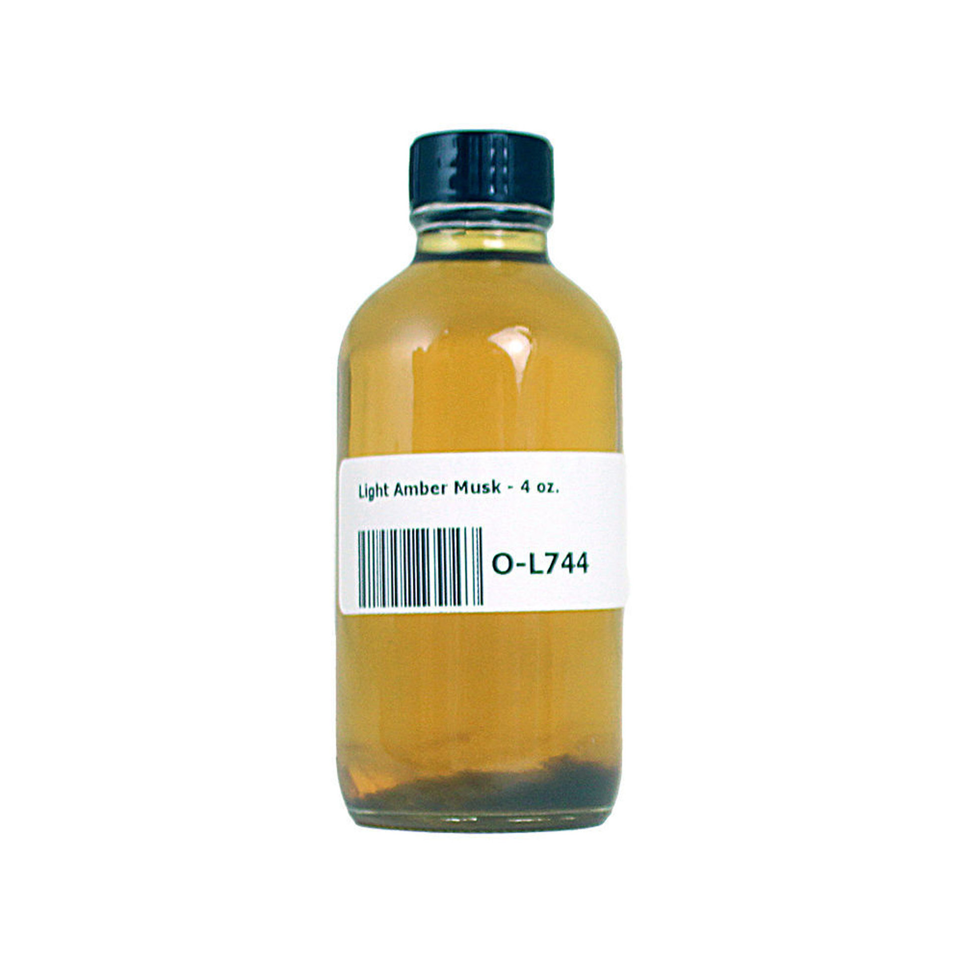Picture of Light Amber Musk - 4 oz.