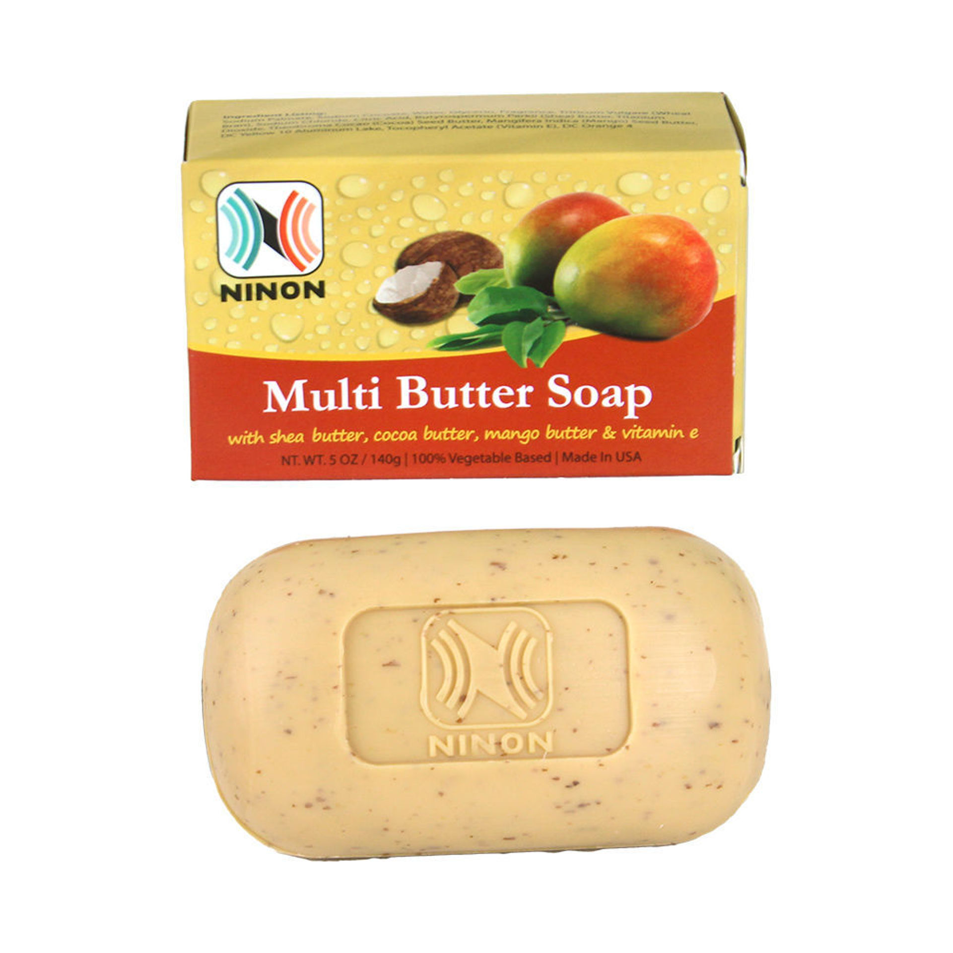 Picture of Multi Butter Soap - 5 oz.