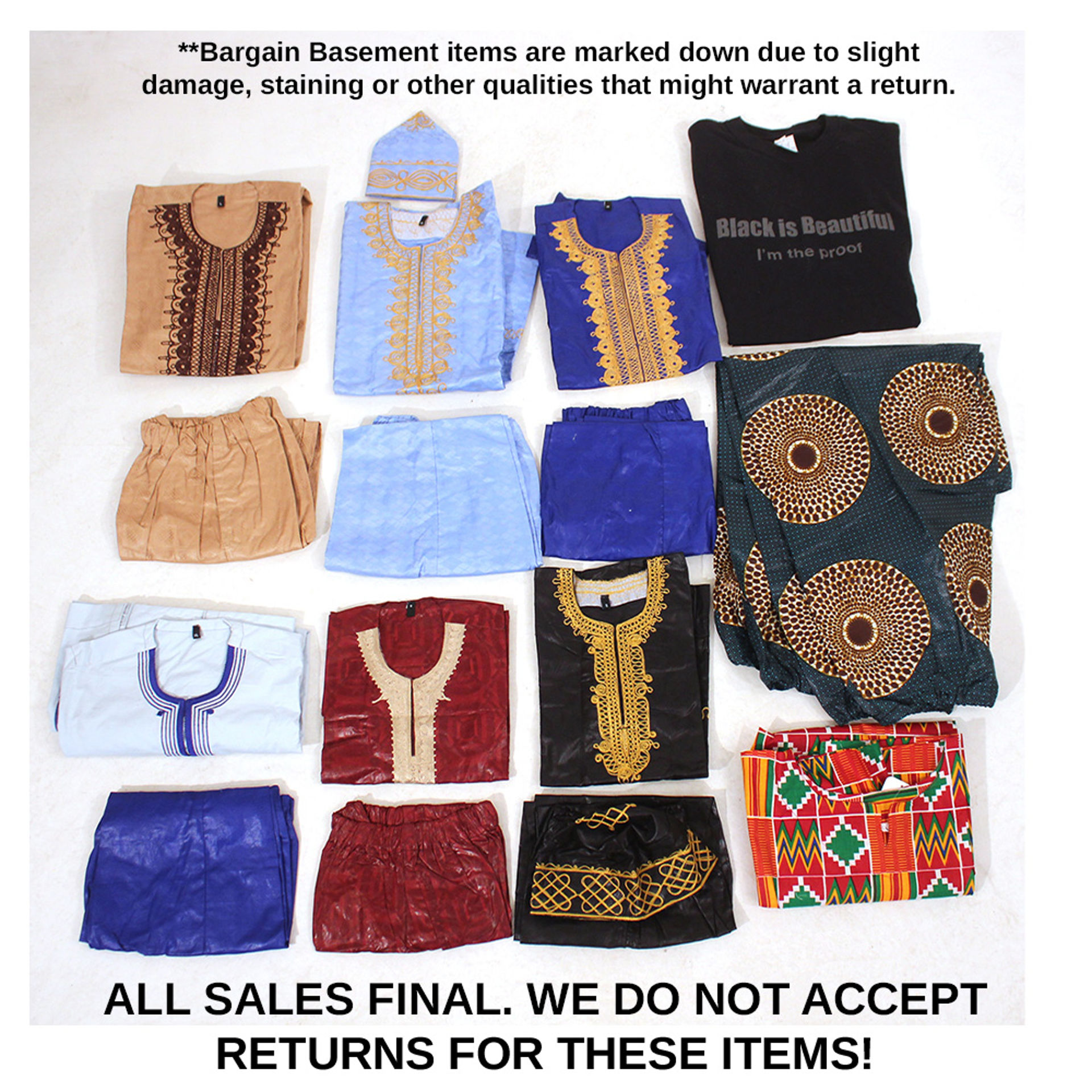Picture of Assorted Kids Pant Sets