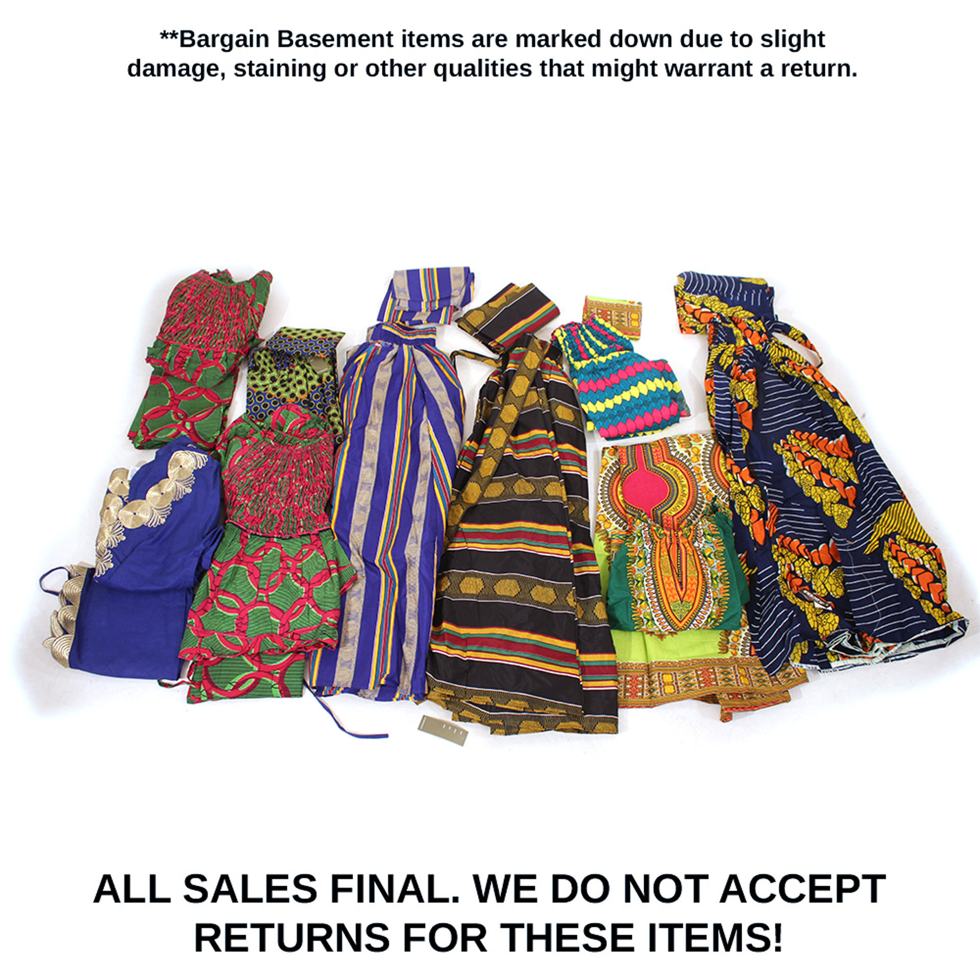 Picture of Assorted Skirts - Set A