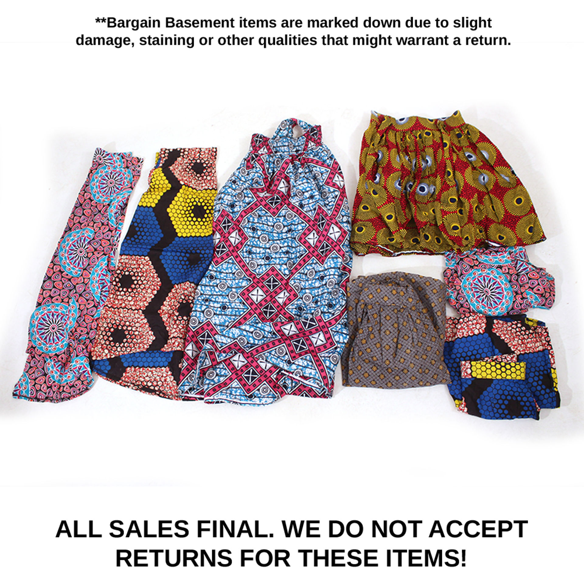 Picture of Assorted Skirts - Set B