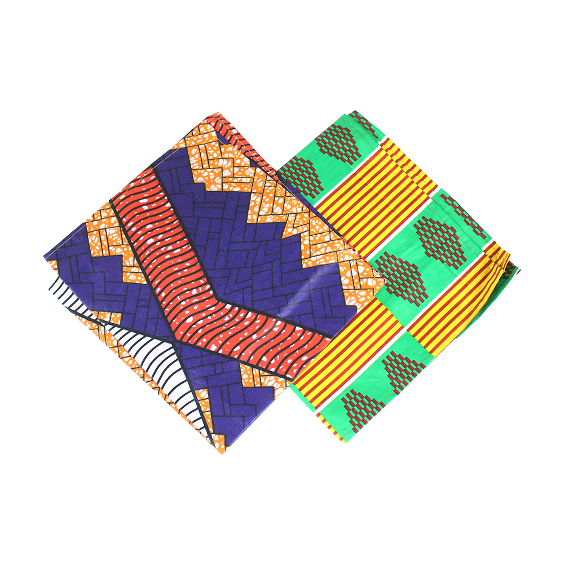 Picture of African Print Banadana