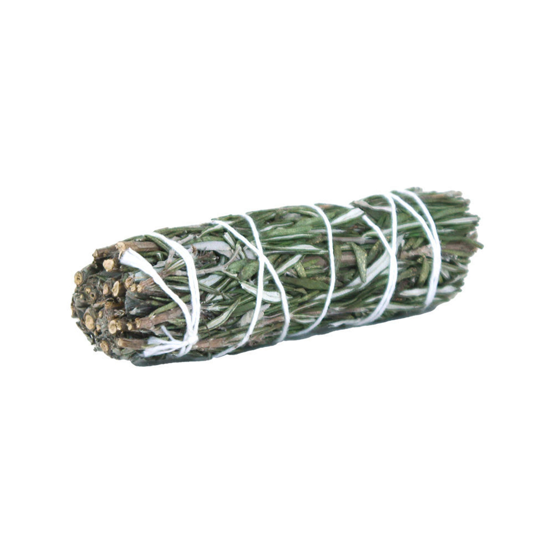 Picture of White Sage & Rosemary Smudge Stick