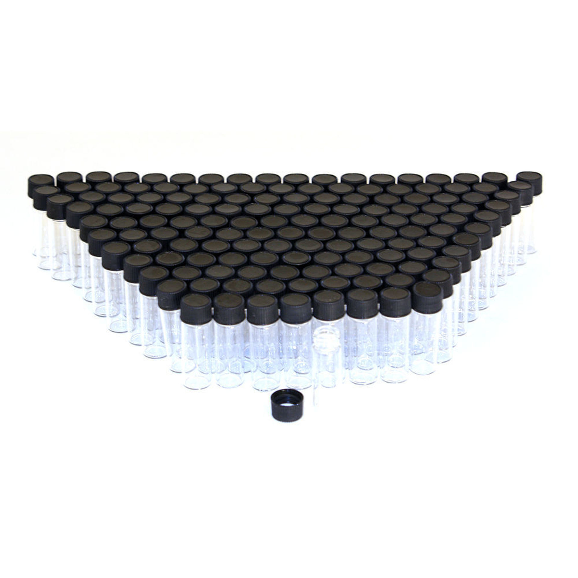 Picture of Case Of 1 Dram Glass Bottles - 3,456