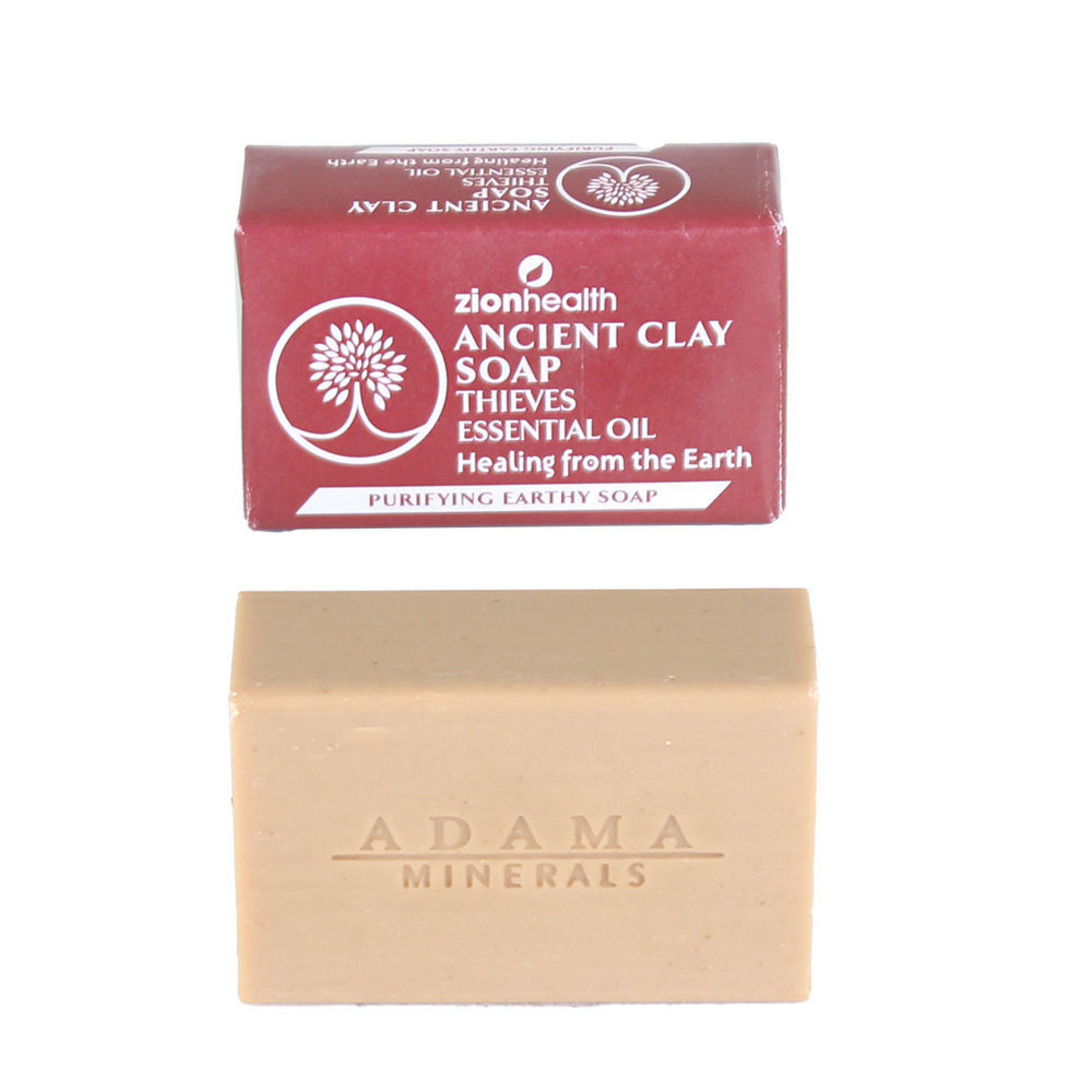 Picture of Thieves Oil Ancient Clay Soap - 6 oz.