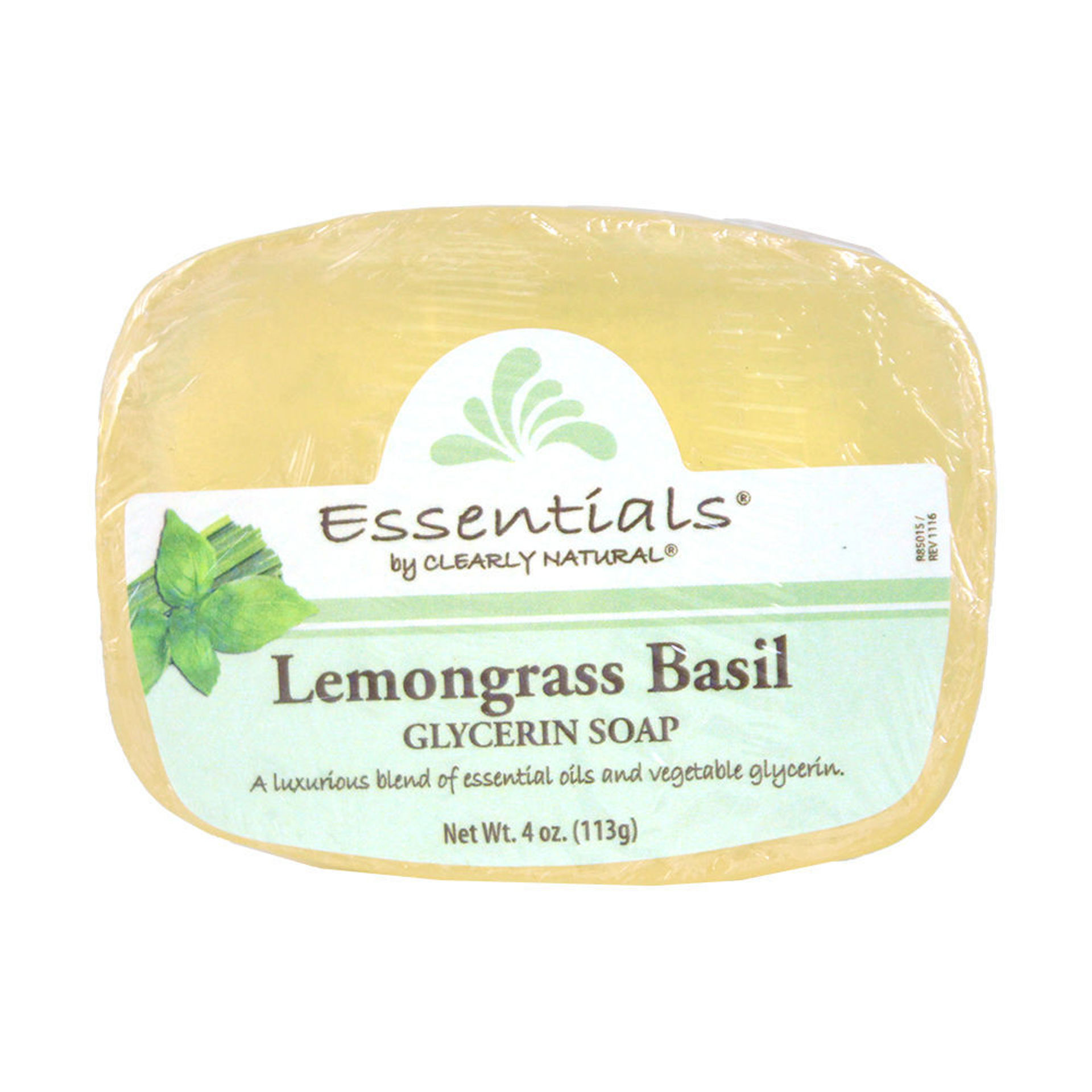 Picture of Clearly Natural Lemongrass Soap - 4 oz.