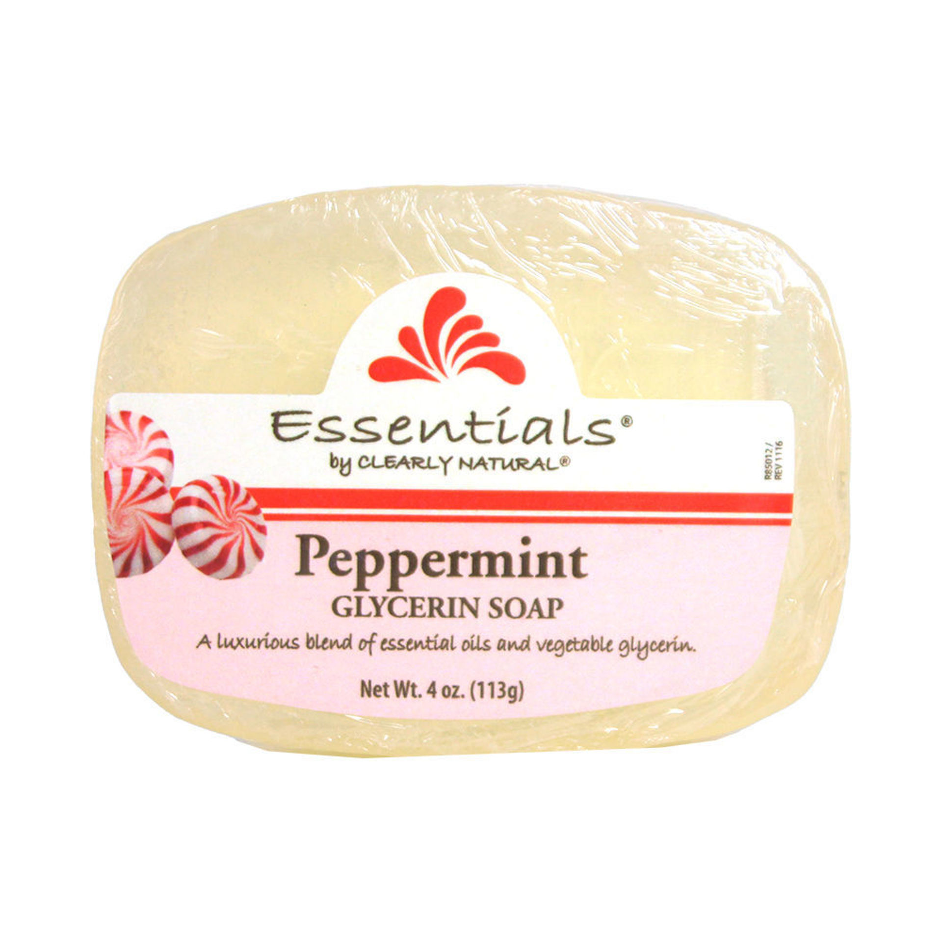 Picture of Clearly Natural Peppermint Soap - 4 oz.