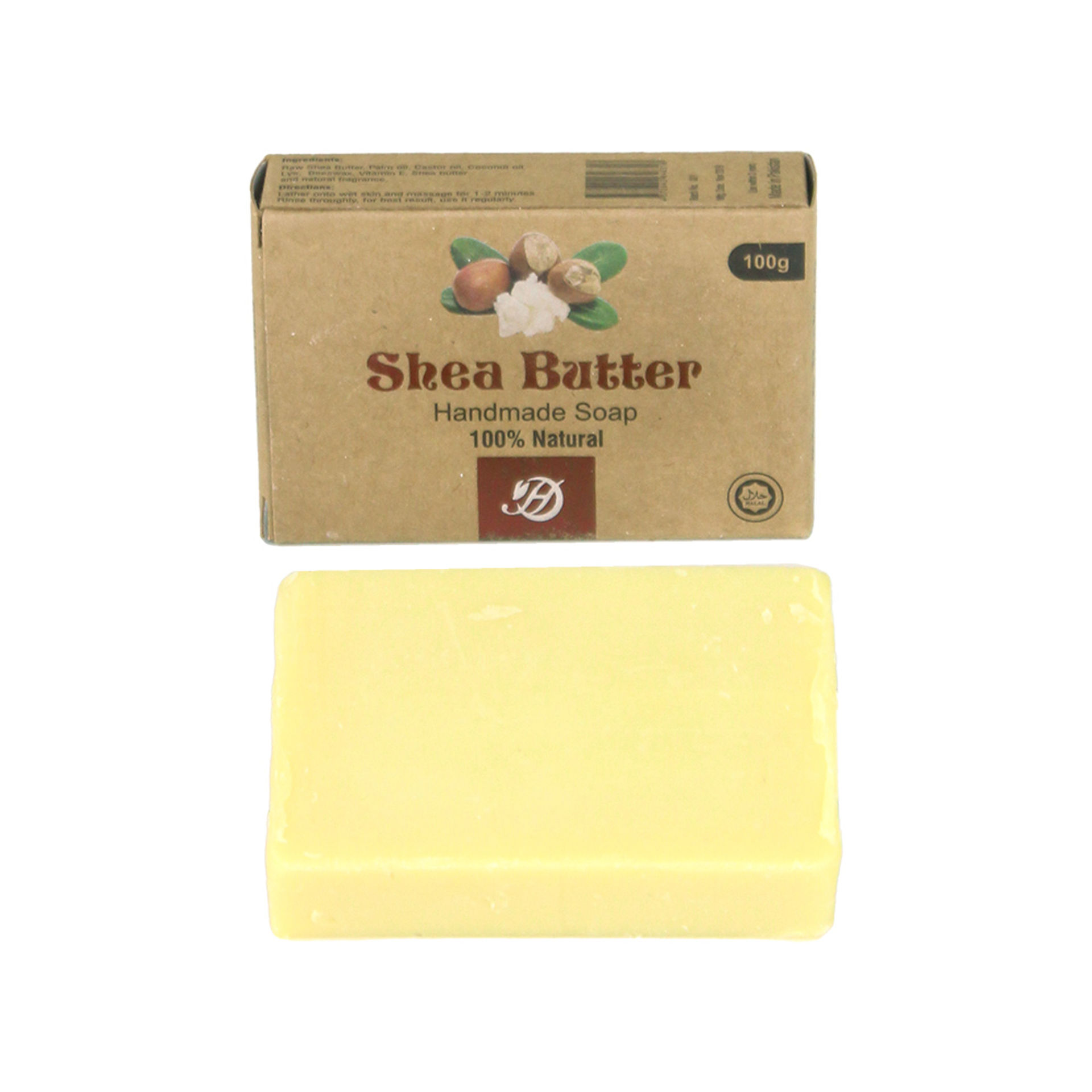 Picture of Handmade Shea Butter Soap 100% Natural