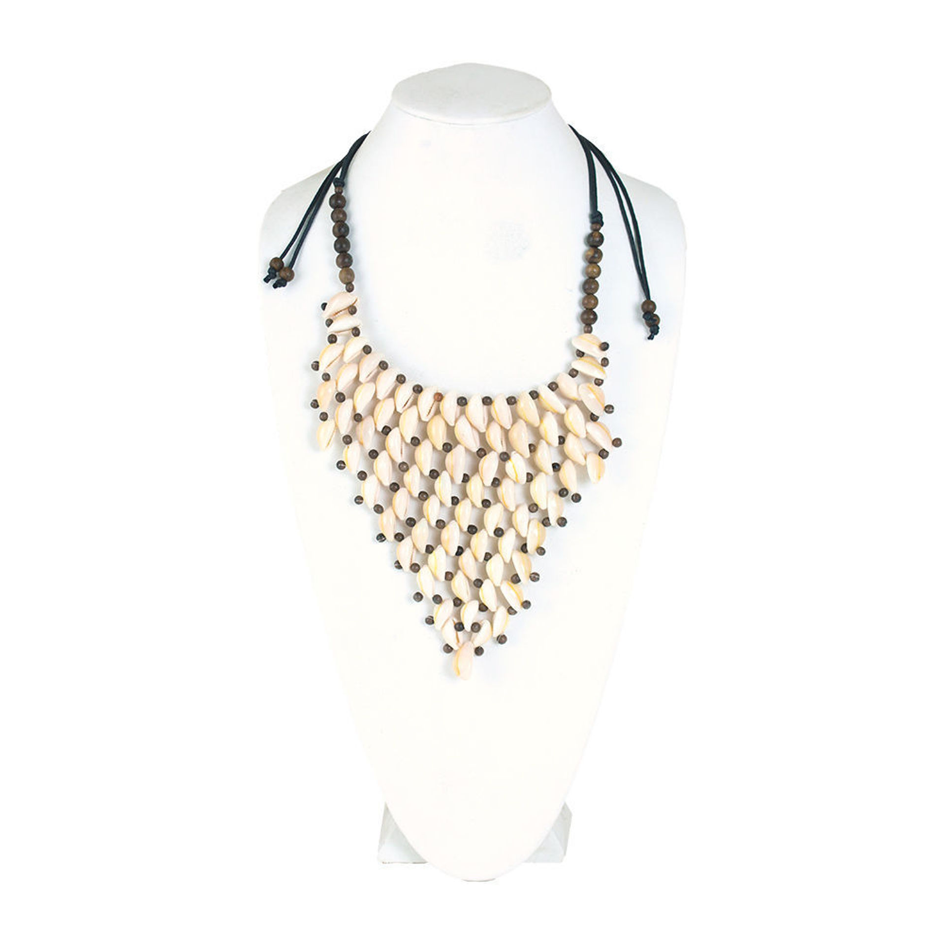 Picture of Cowrie Shell Necklace:  Style-B